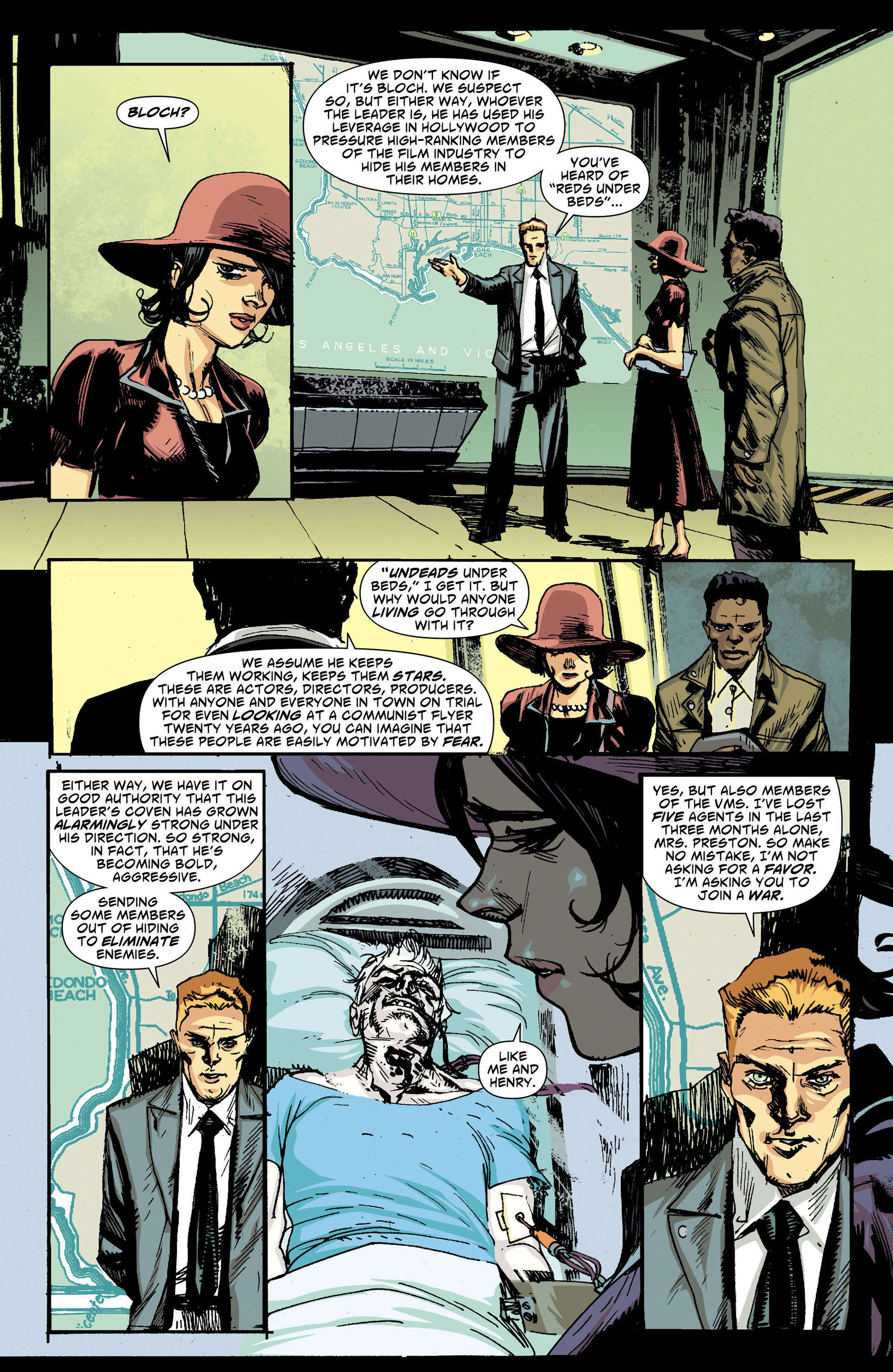 Read online American Vampire comic -  Issue #28 - 16