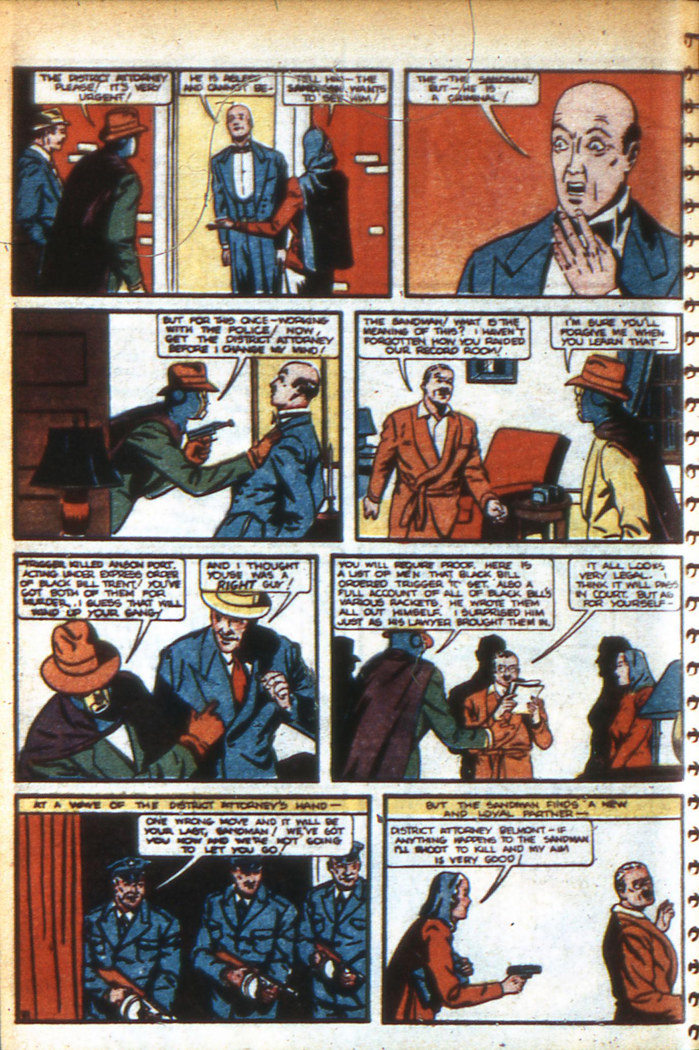 Read online Adventure Comics (1938) comic -  Issue #47 - 13