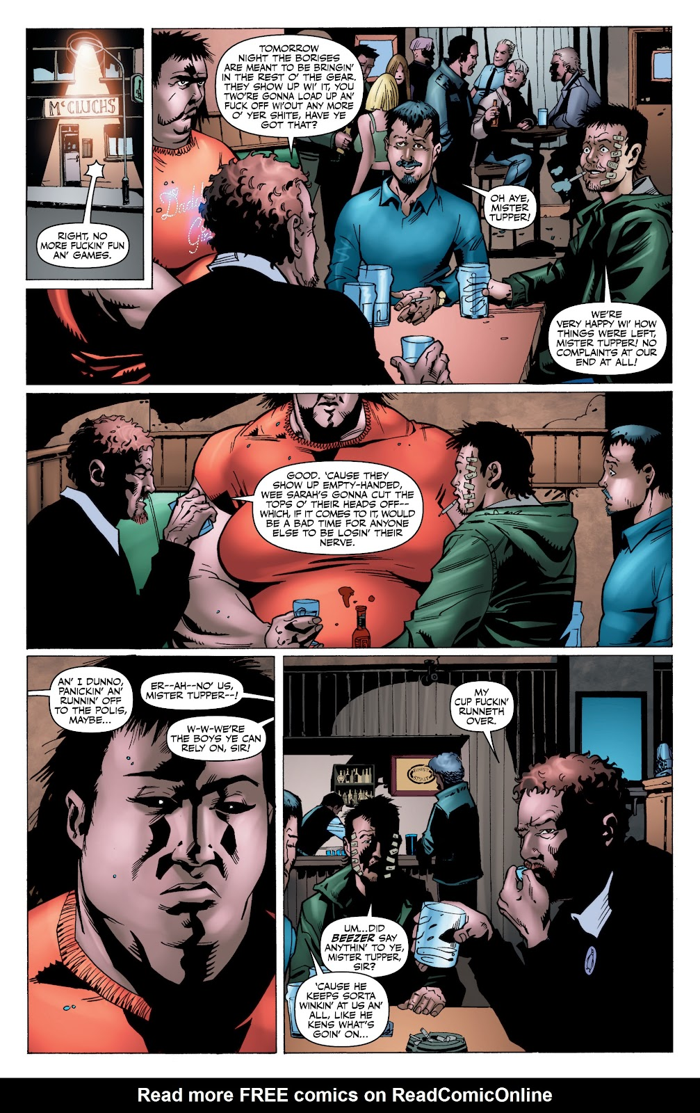 Read online The Boys Omnibus comic -  Issue # TPB 4 (Part 3) - 94