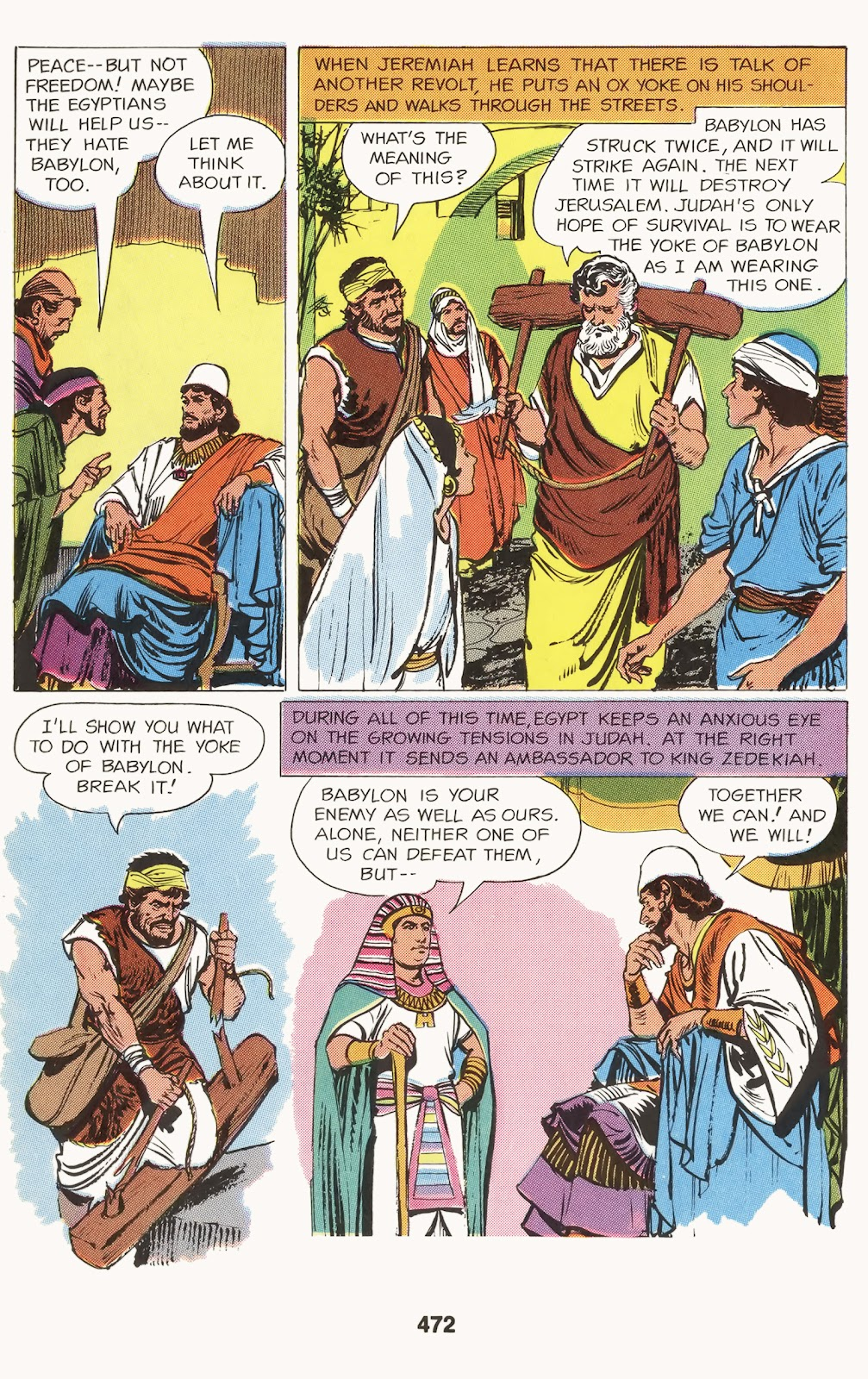 The Picture Bible issue TPB (Part 5) - Page 75