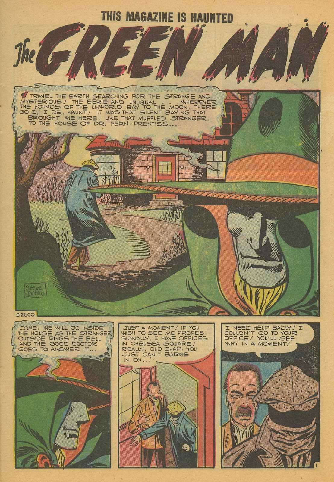 Read online This Magazine Is Haunted comic -  Issue #14 - 9