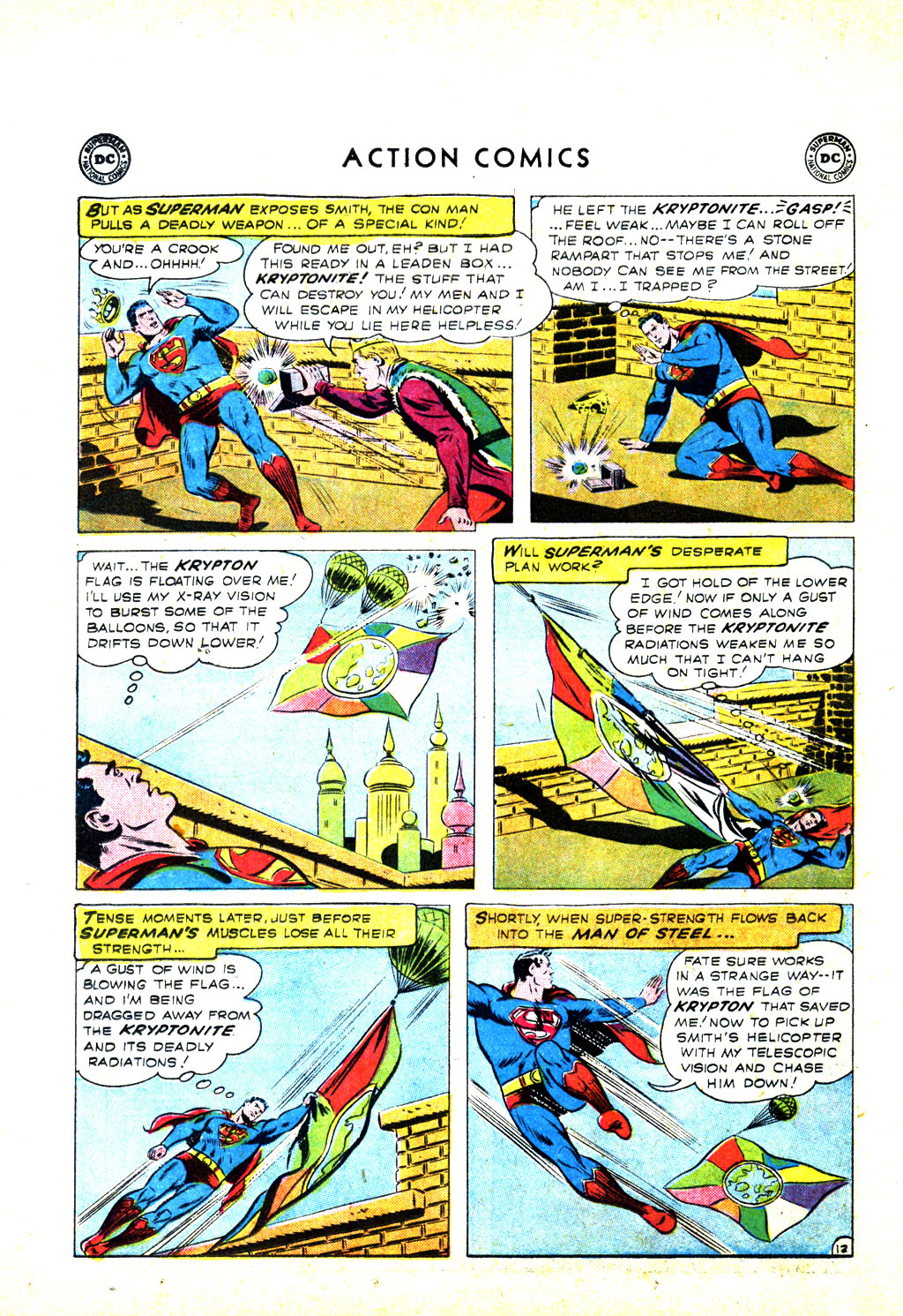 Read online Action Comics (1938) comic -  Issue #246 - 14