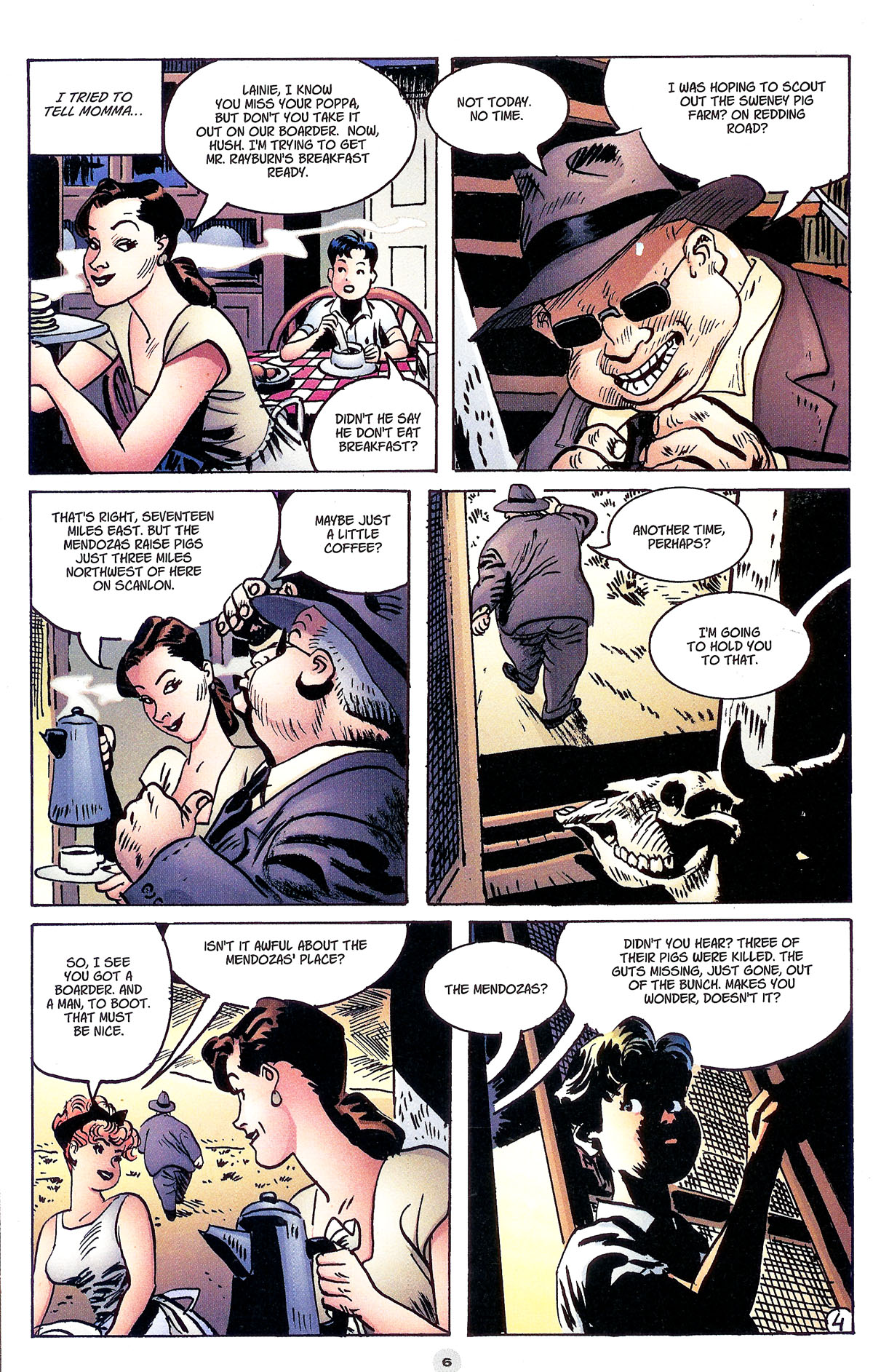 Read online Solo (2004) comic -  Issue #6 - 7