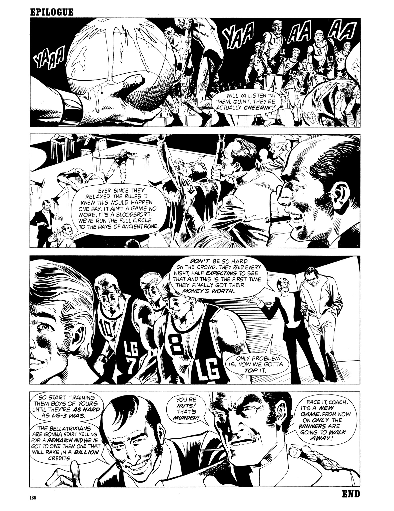 Read online Eerie Archives comic -  Issue # TPB 18 - 183