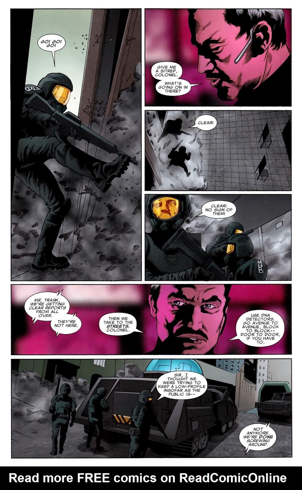 Read online X-Men: Second Coming Revelations comic -  Issue # TPB (Part 2) - 99
