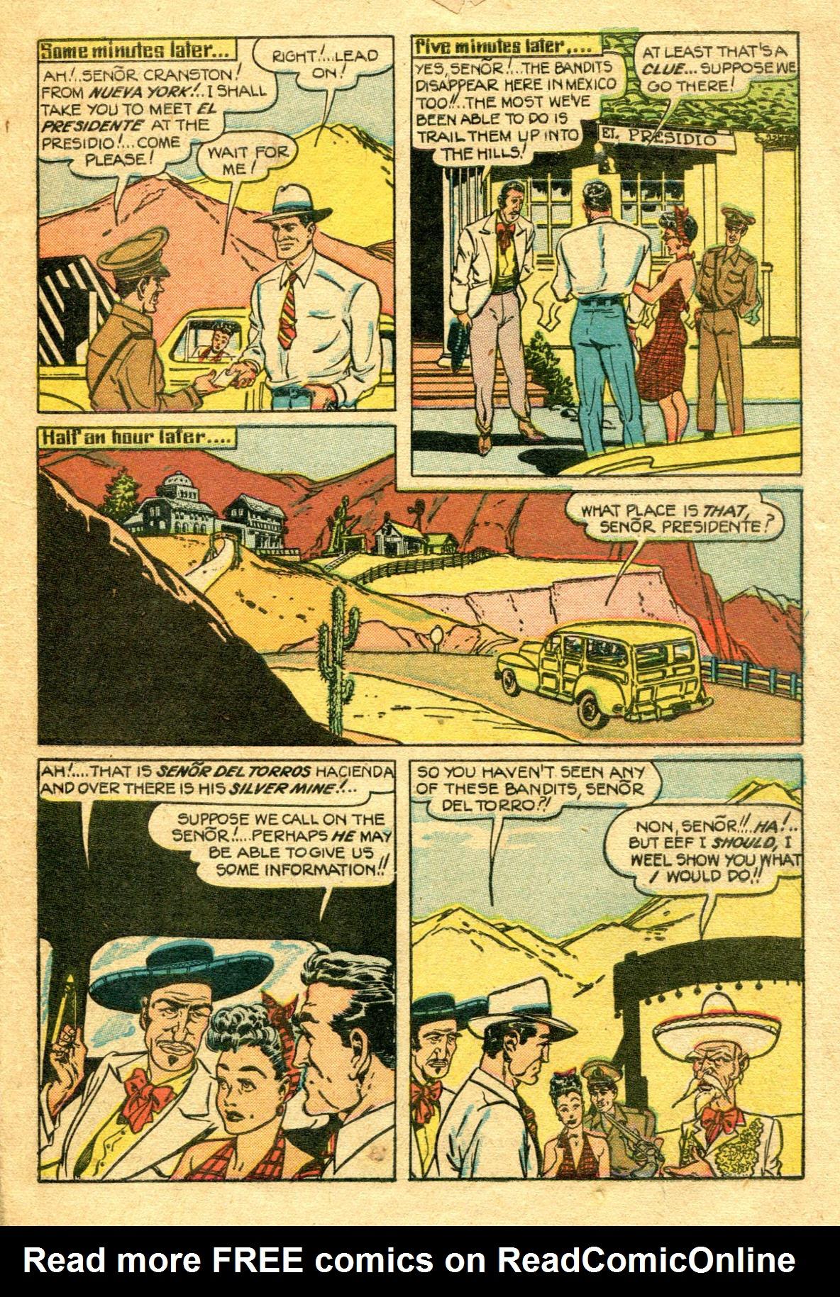 Read online Shadow Comics comic -  Issue #75 - 4