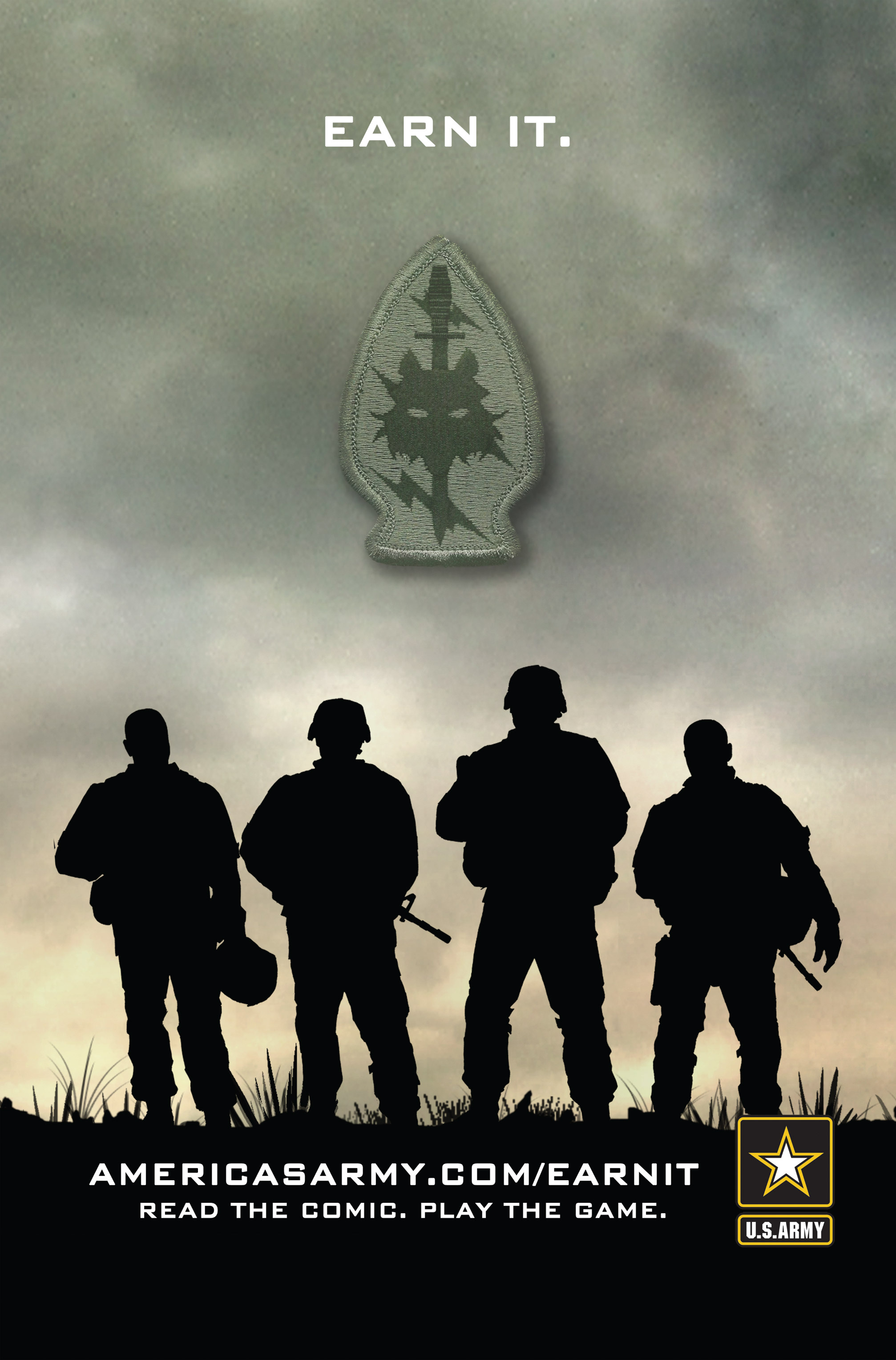 Read online America's Army comic -  Issue #1 - 25