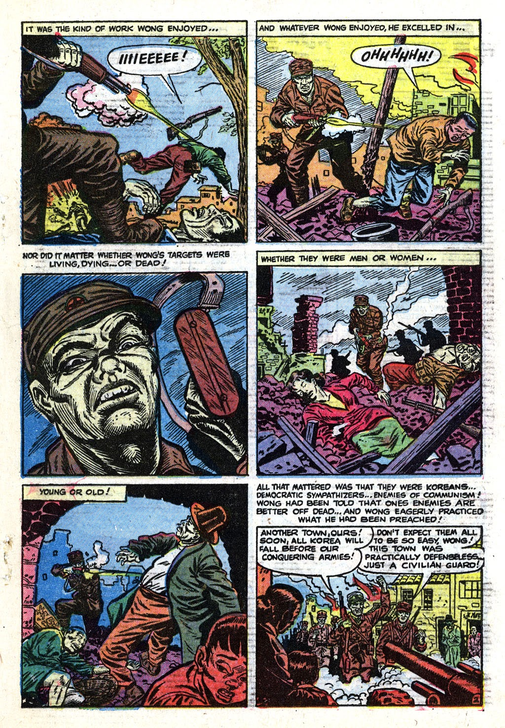 Combat (1952) issue 11 - Page 21