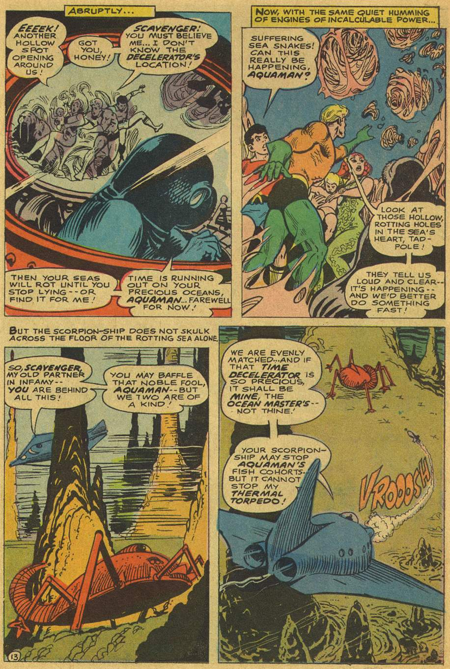 Read online Aquaman (1962) comic -  Issue #37 - 18