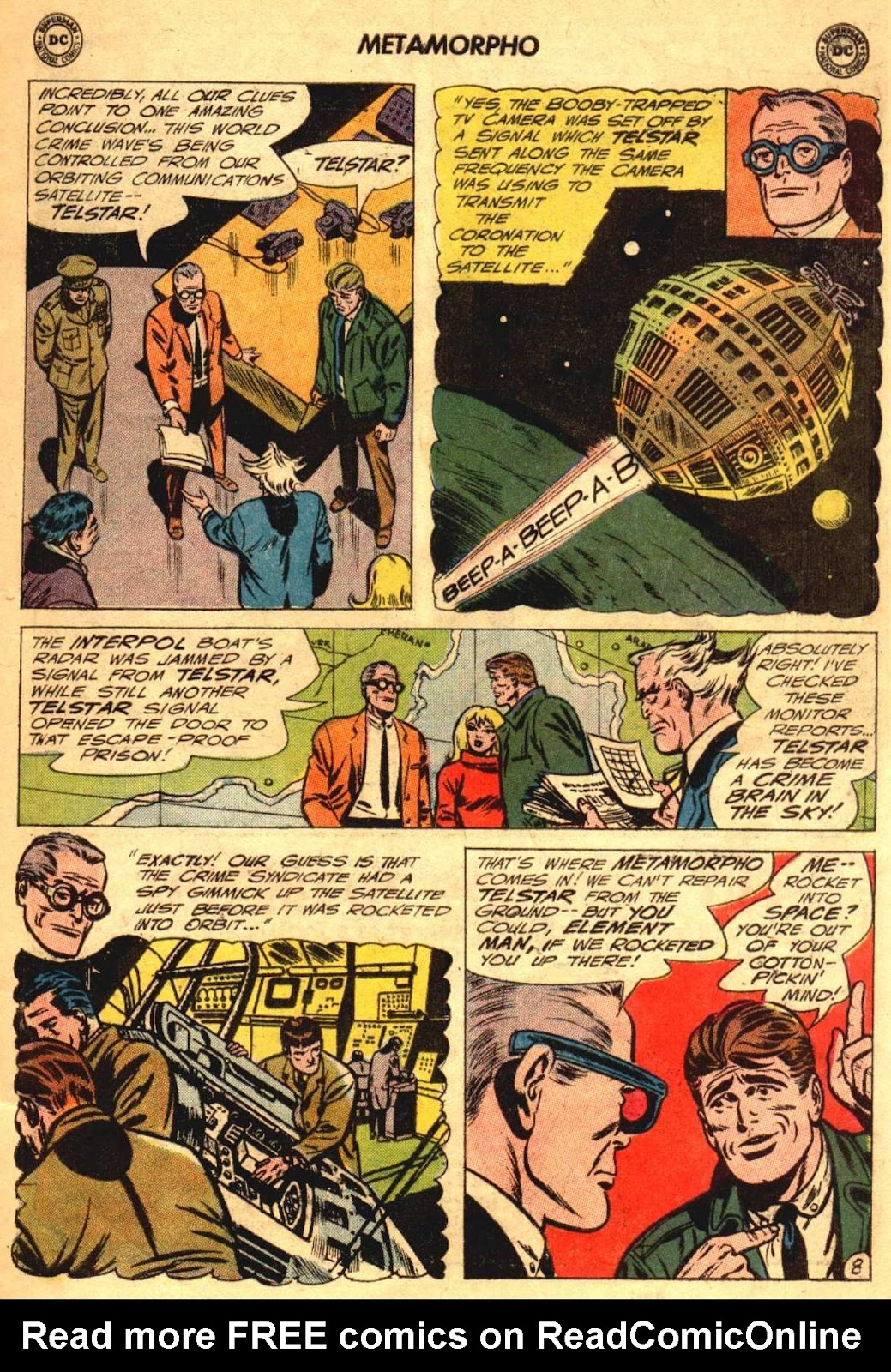 Metamorpho (1965) issue 2 - Page 10