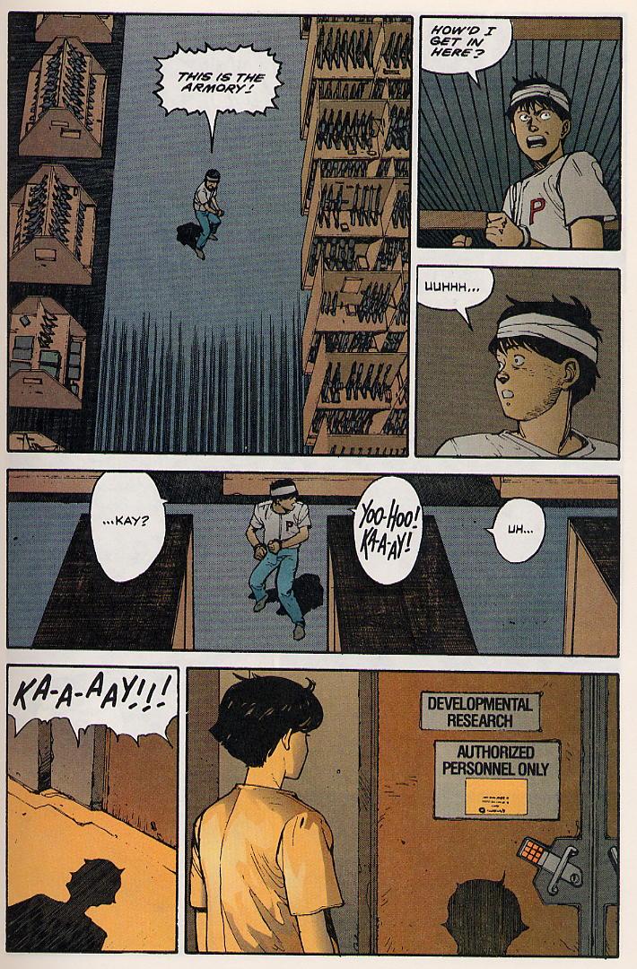 Read online Akira comic -  Issue #8 - 9