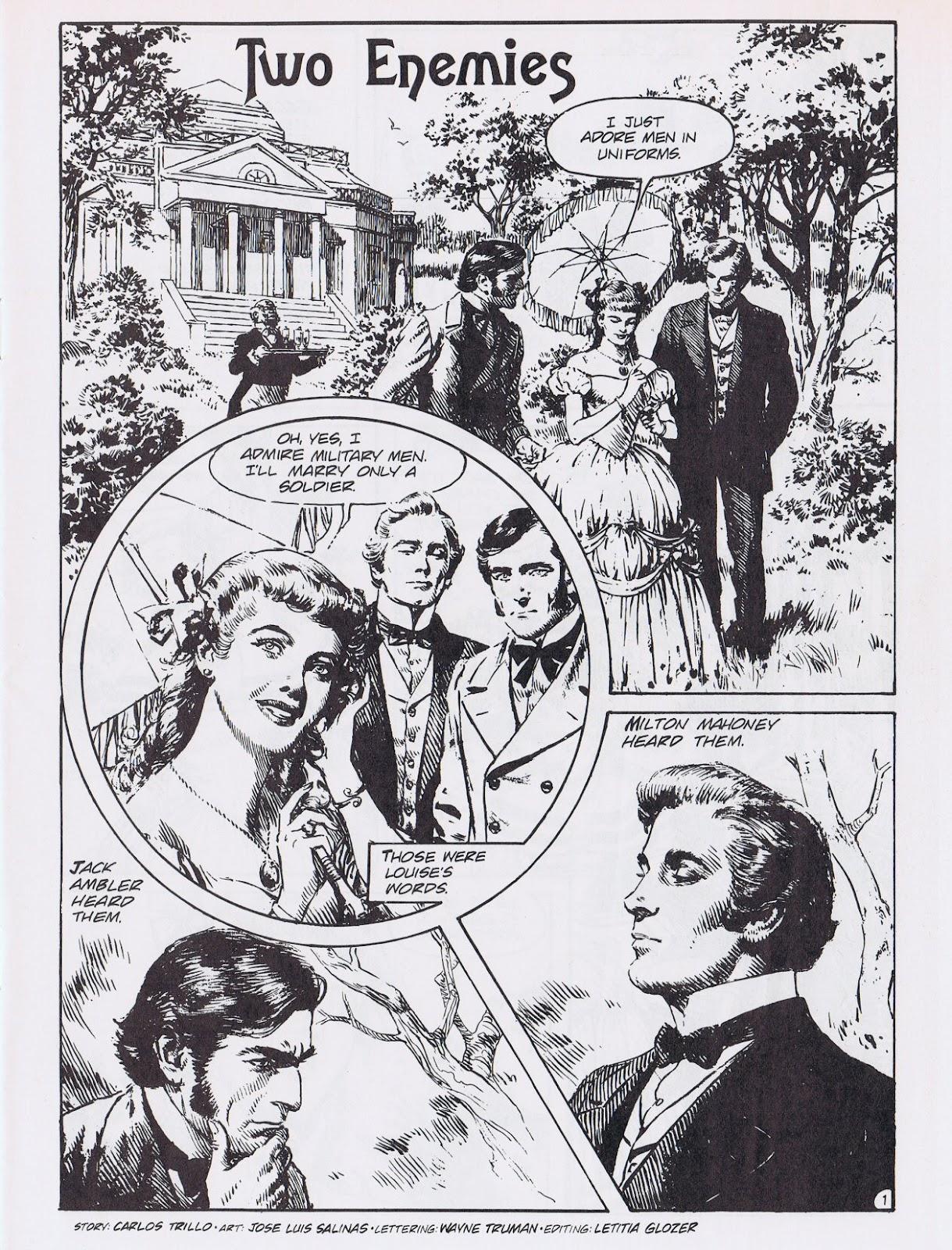 Read online Merchants of Death comic -  Issue #2 - 3