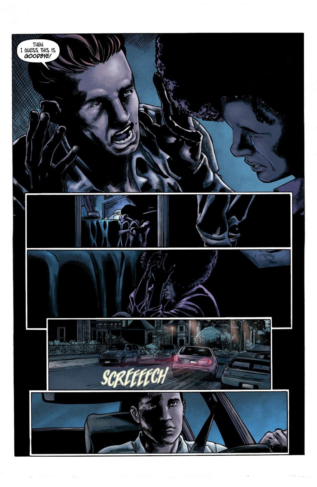 Read online Vindication comic -  Issue #2 - 8