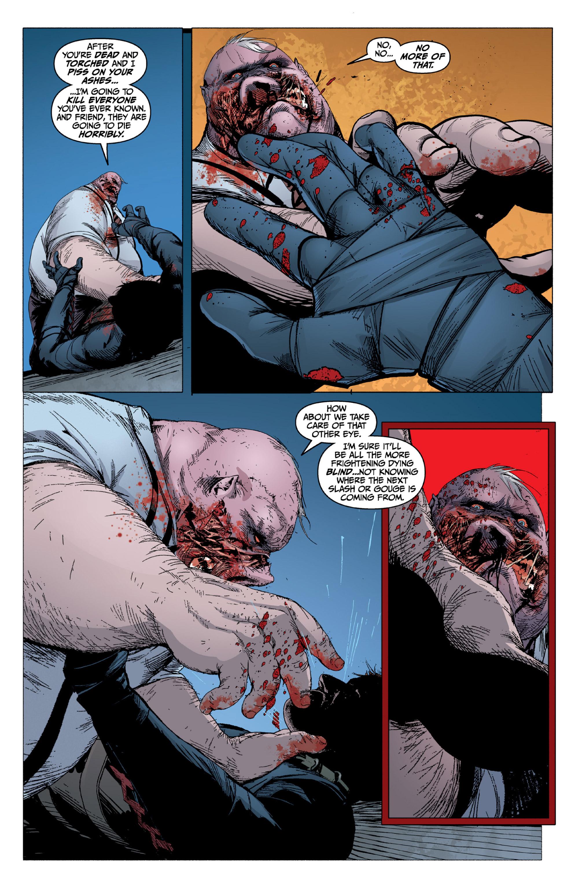 Read online X: Big Bad comic -  Issue # Full - 116