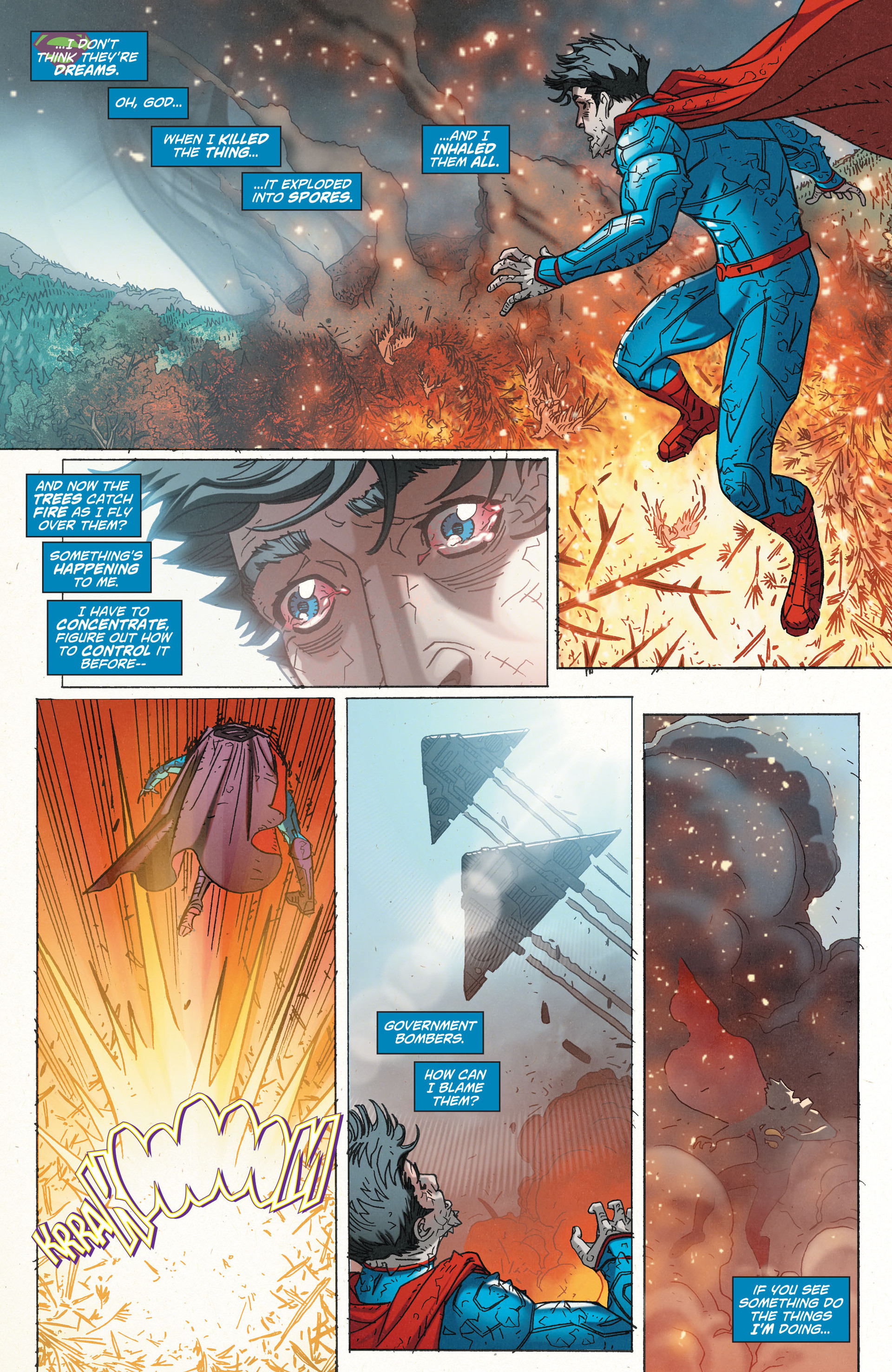 Read online Action Comics (2011) comic -  Issue #32 - 5