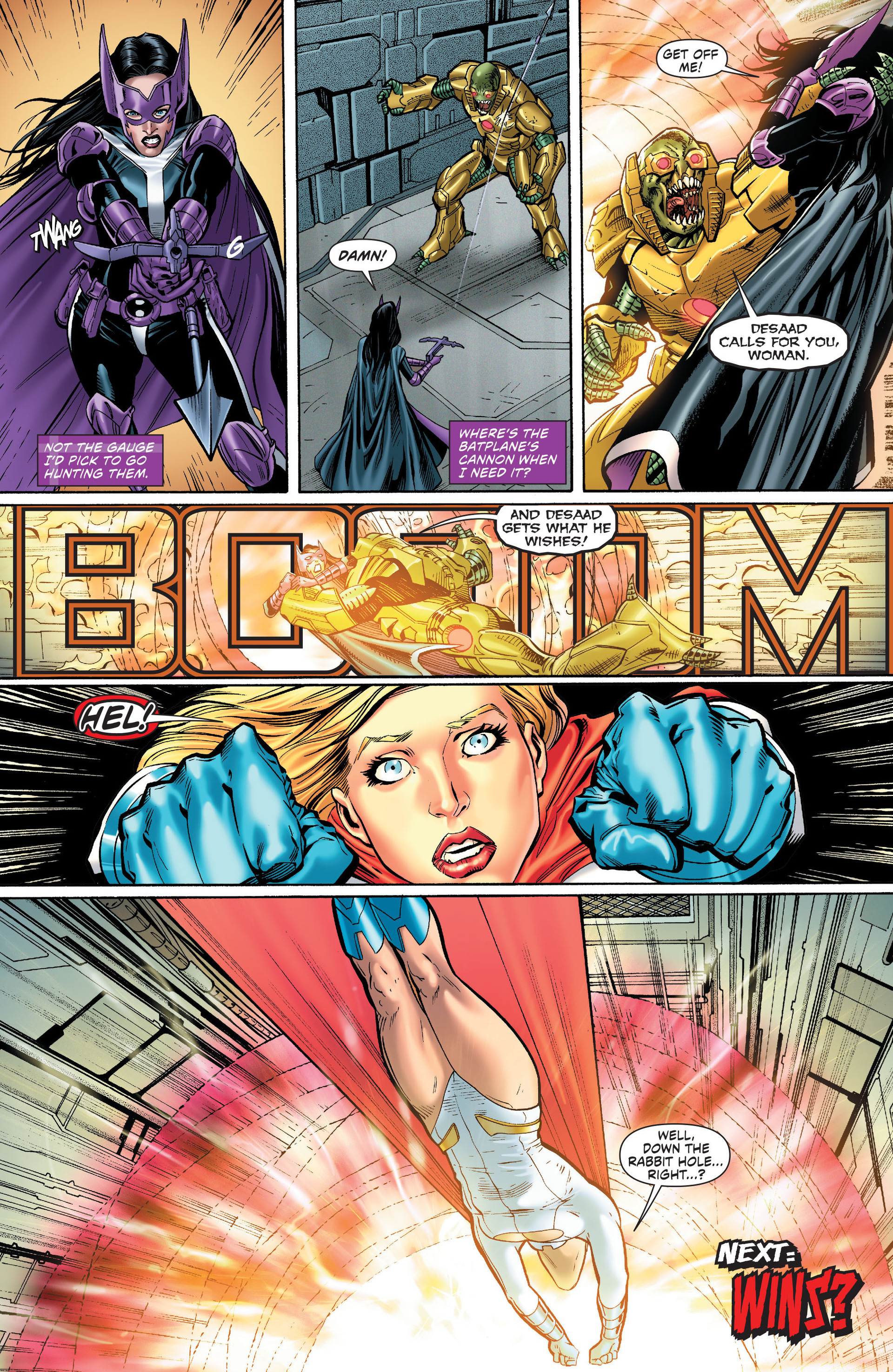 Read online Worlds' Finest comic -  Issue #14 - 21