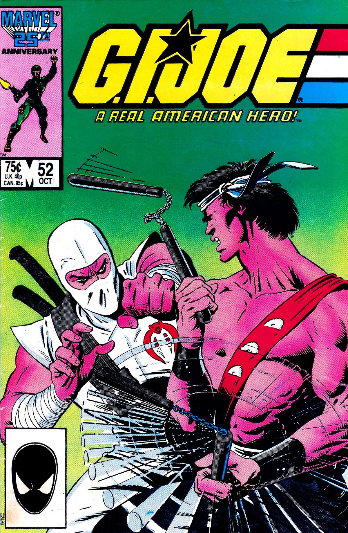 G.I. Joe: A Real American Hero 52 Page 1