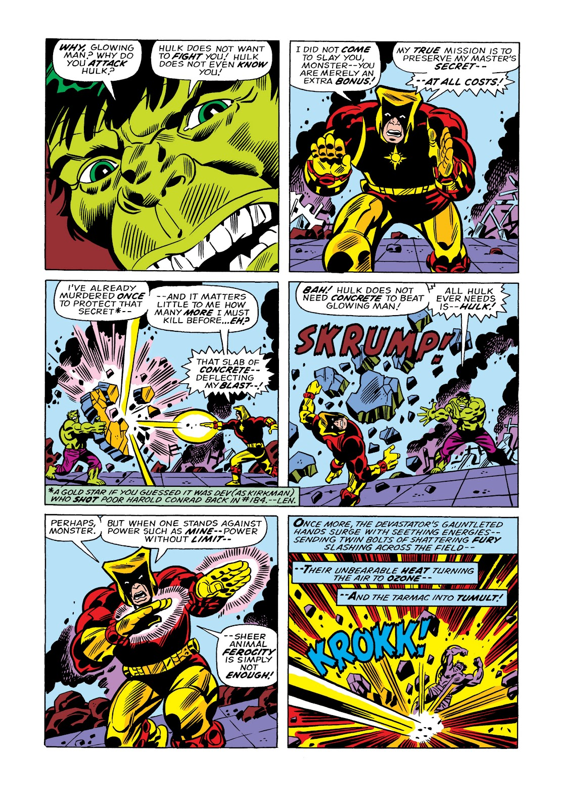 Read online Marvel Masterworks: The Incredible Hulk comic -  Issue # TPB 11 (Part 1) - 59