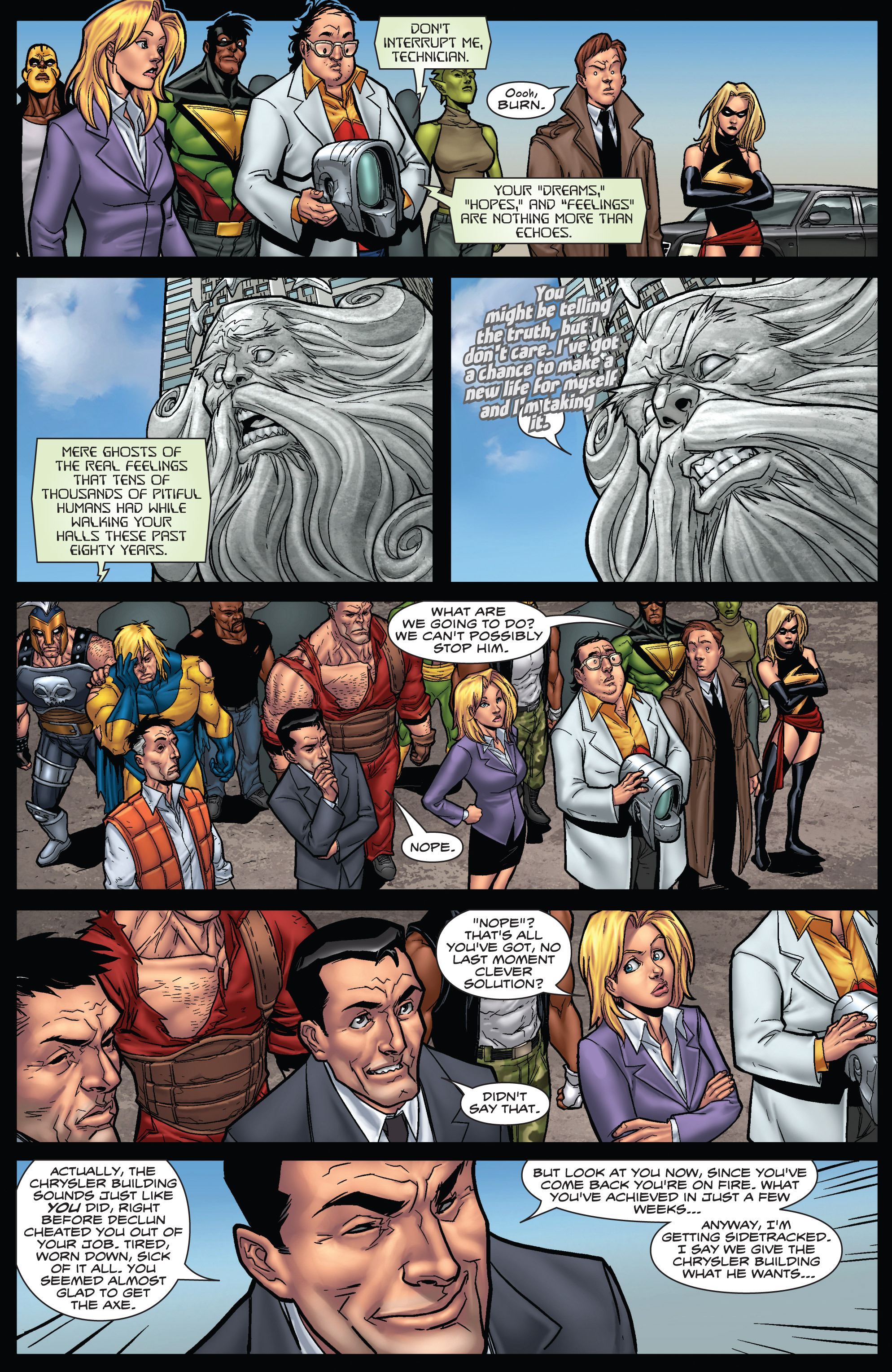 Read online WWH Aftersmash: Damage Control comic -  Issue #3 - 21