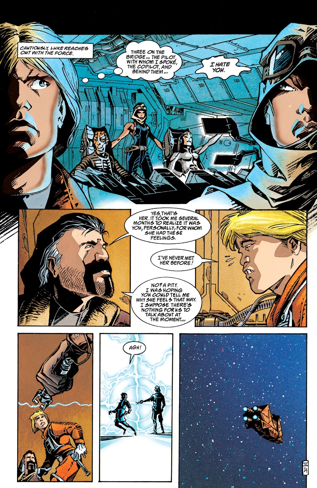 Read online Star Wars Legends: The New Republic - Epic Collection comic -  Issue # TPB 4 (Part 1) - 78