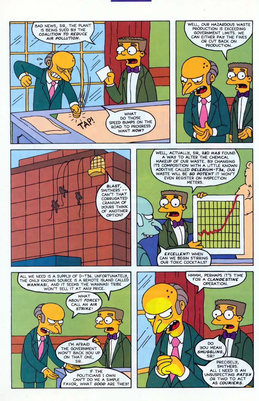Read online Simpsons Comics comic -  Issue #10 - 5
