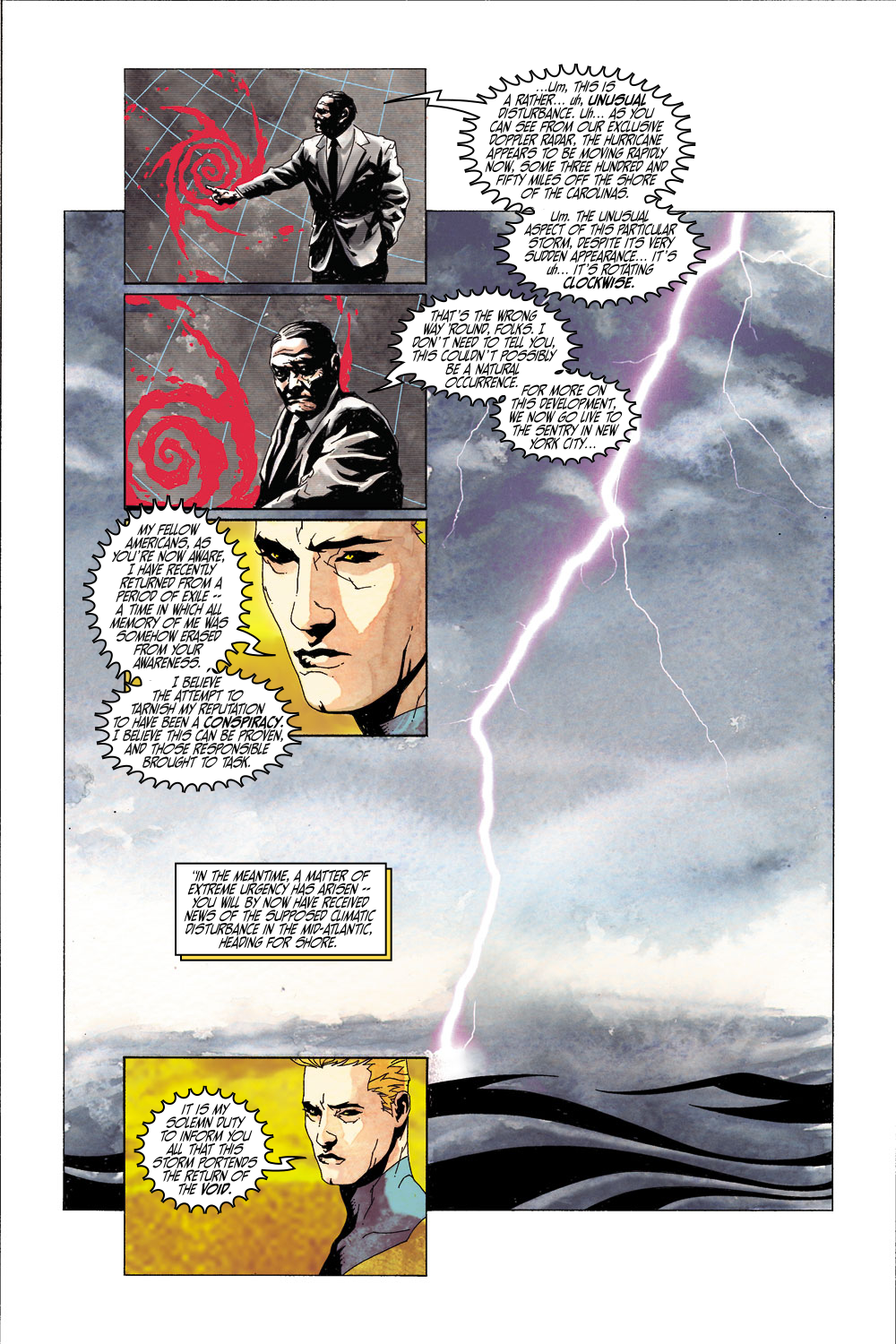 Read online Sentry (2000) comic -  Issue #5 - 17