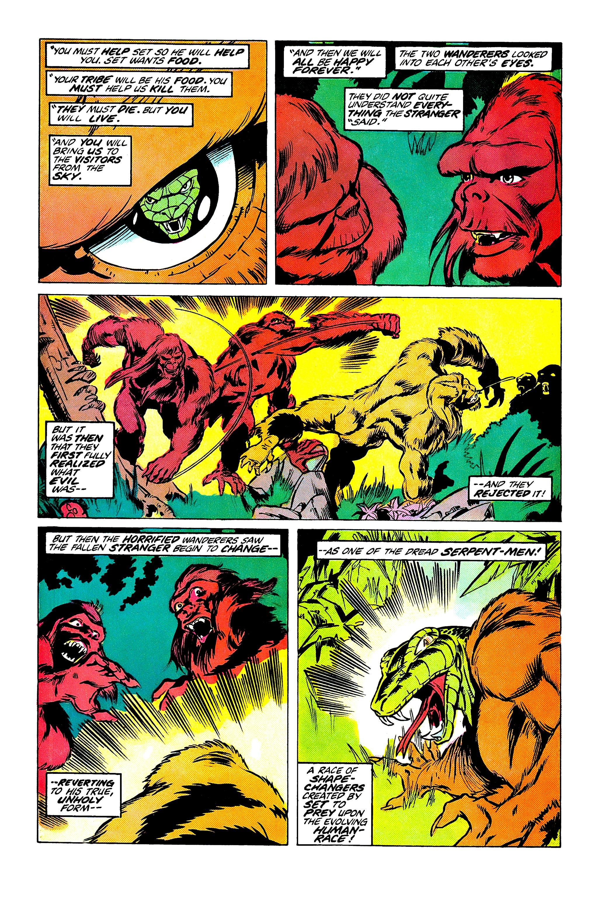 Read online Uncanny X-Men (1963) comic -  Issue # _Annual 13 - 55