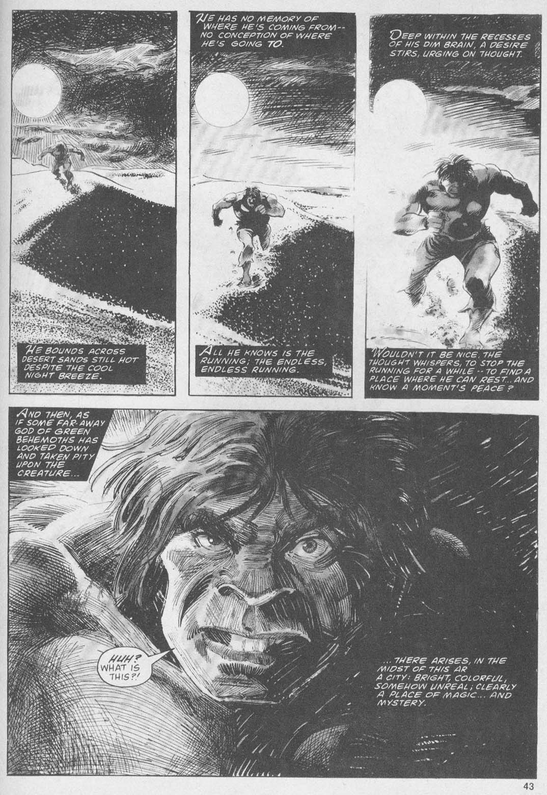 Hulk (1978) issue 27 - Page 40