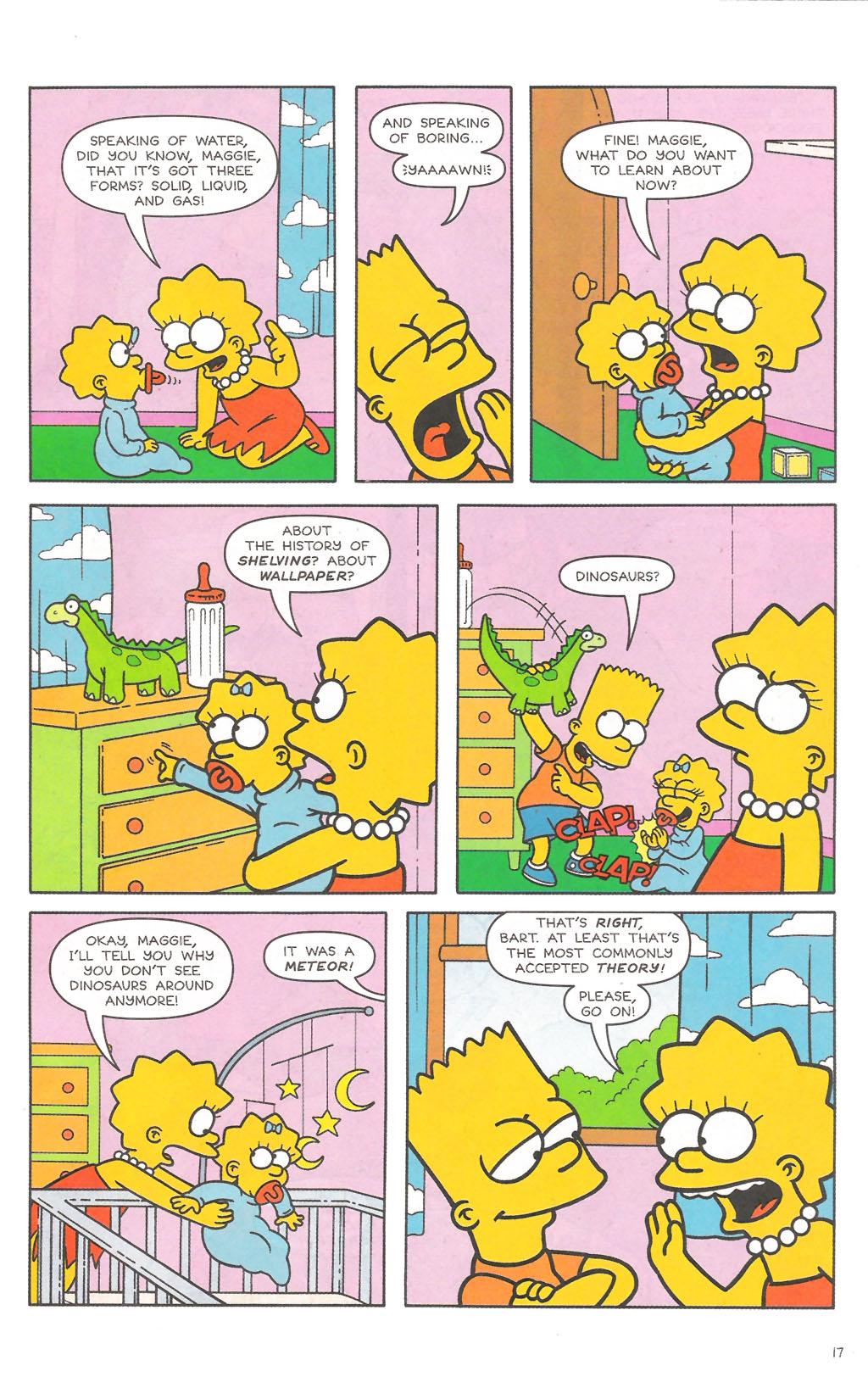 Read online Simpsons Comics comic -  Issue #111 - 18