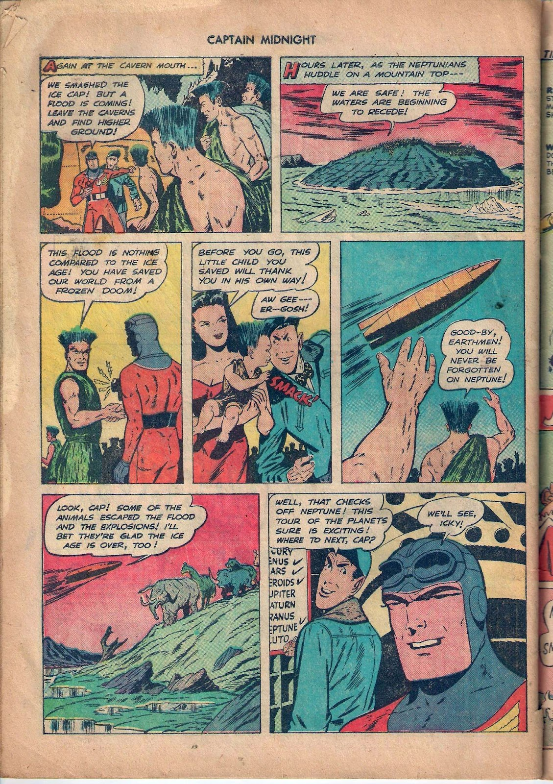 Captain Midnight (1942) issue 59 - Page 31