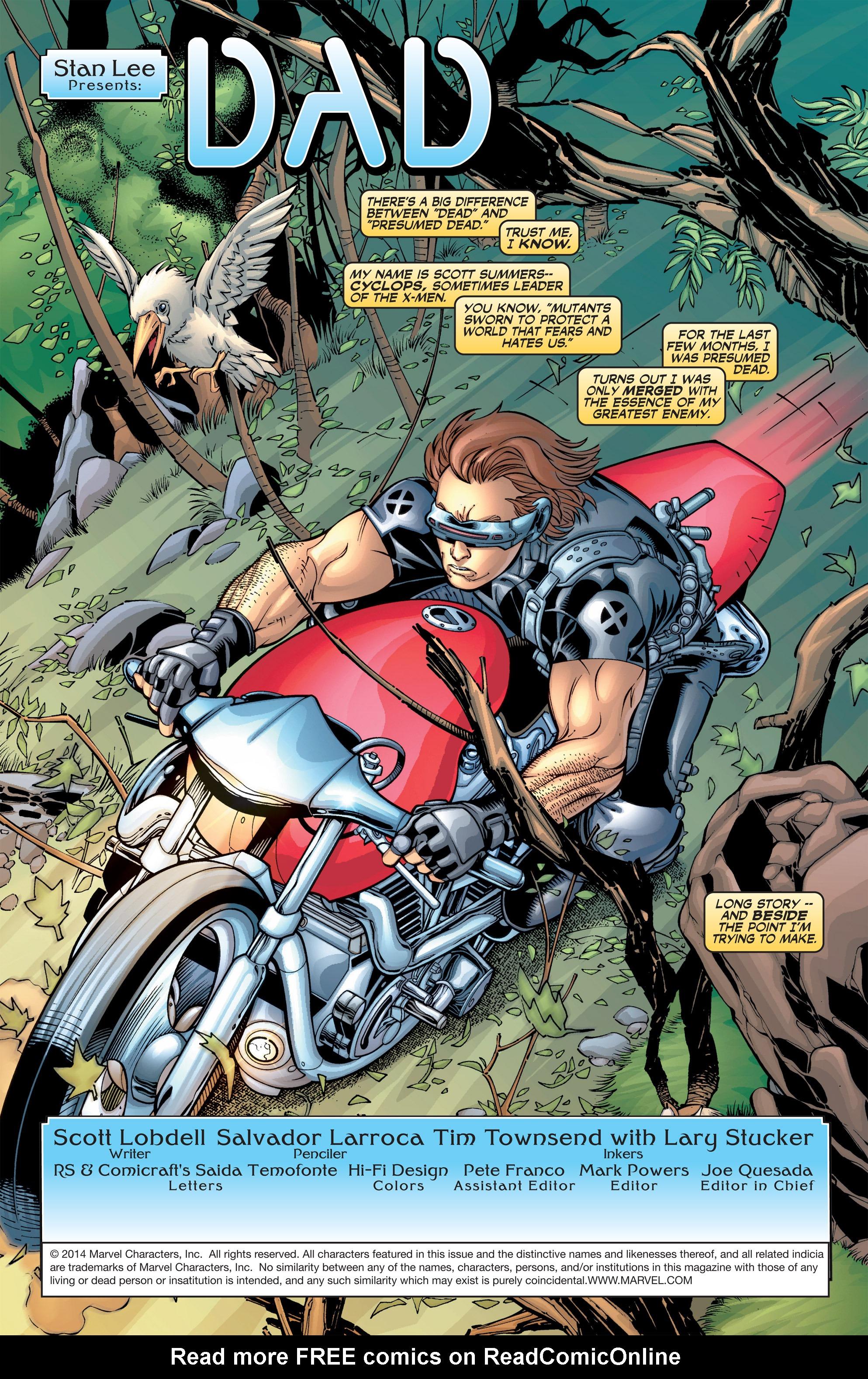 Read online Uncanny X-Men (1963) comic -  Issue #391 - 2
