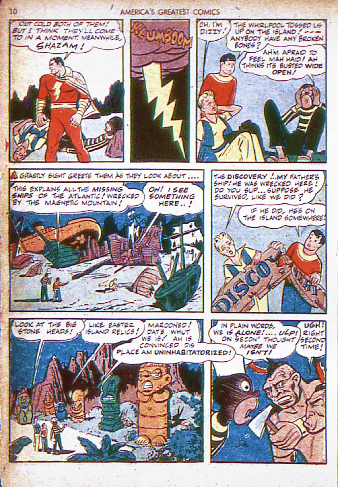 Americas Greatest Comics issue 6 - Page 11