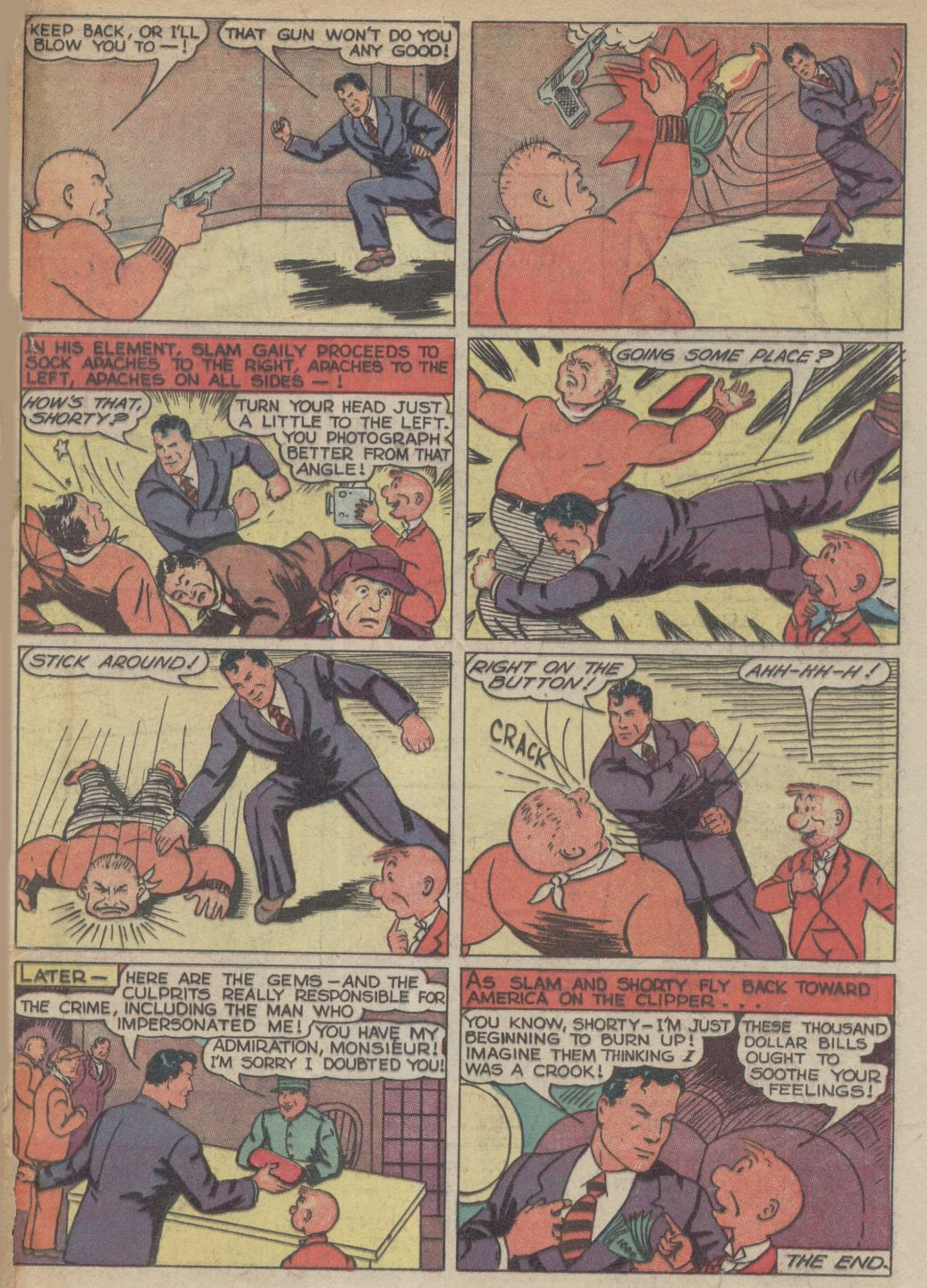 Read online Detective Comics (1937) comic -  Issue #39 - 66
