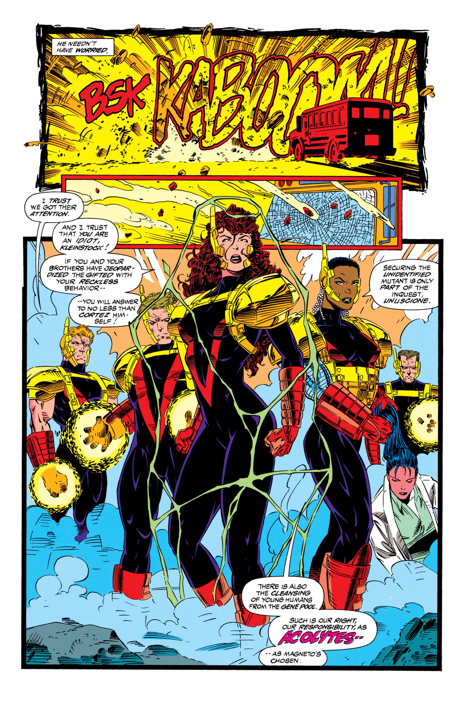 Read online Uncanny X-Men (1963) comic -  Issue #298 - 11