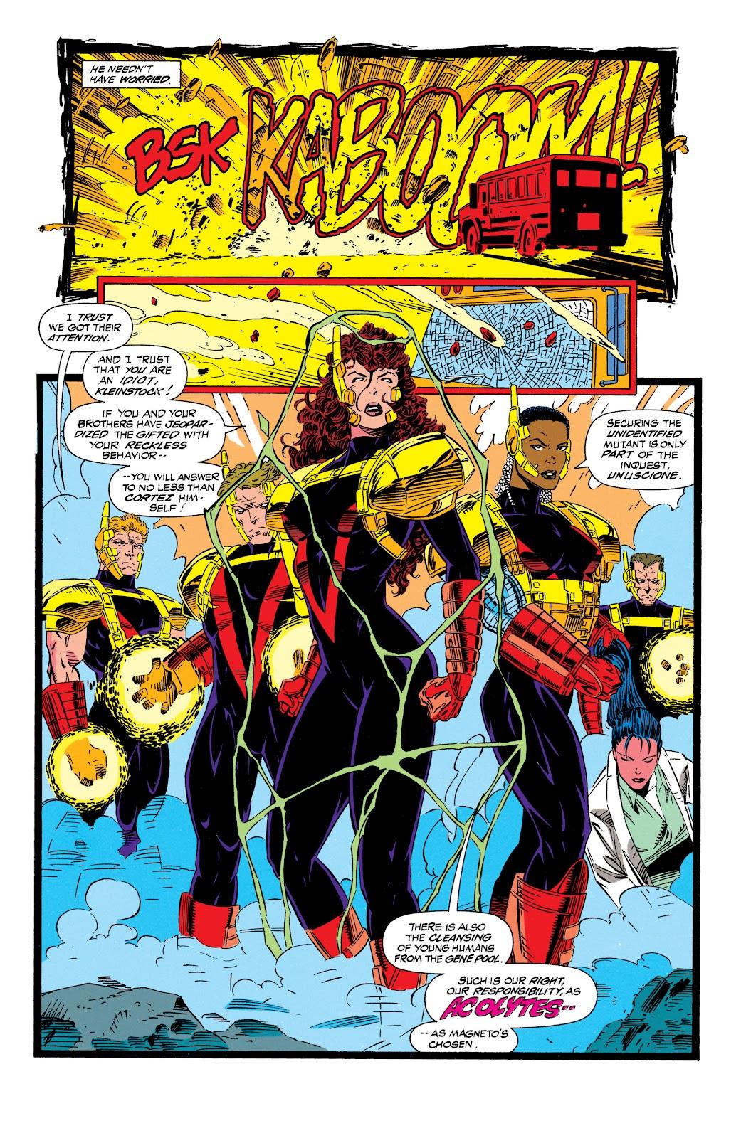 Uncanny X-Men (1963) issue 298 - Page 11