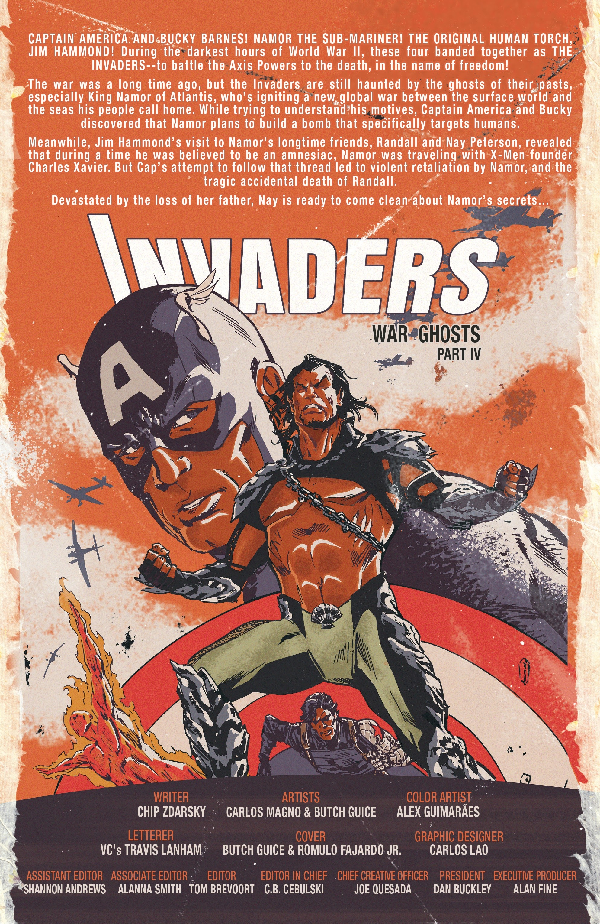 Invaders 4 Page 2