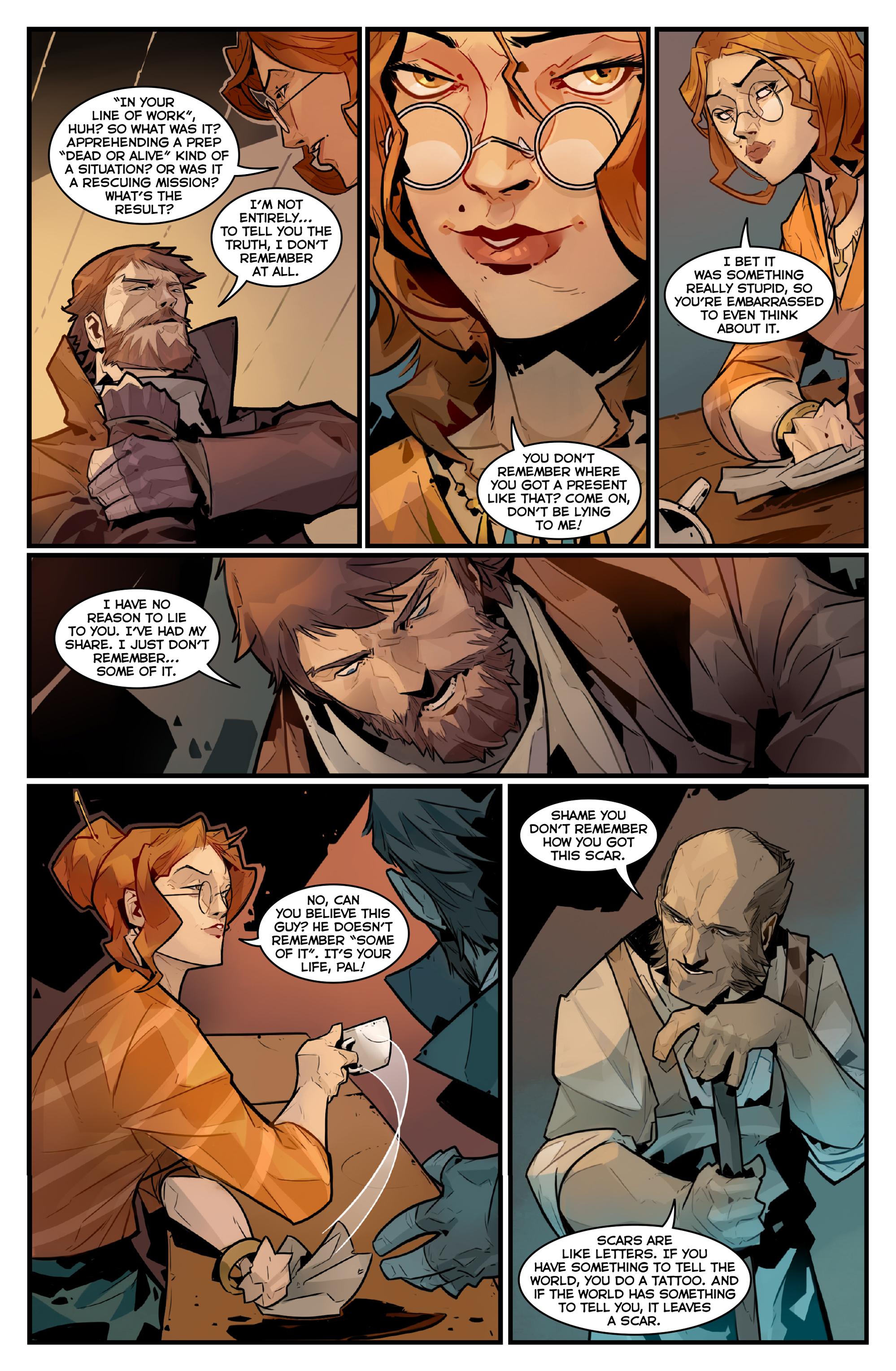 Read online Igor Grom comic -  Issue #4 - 8