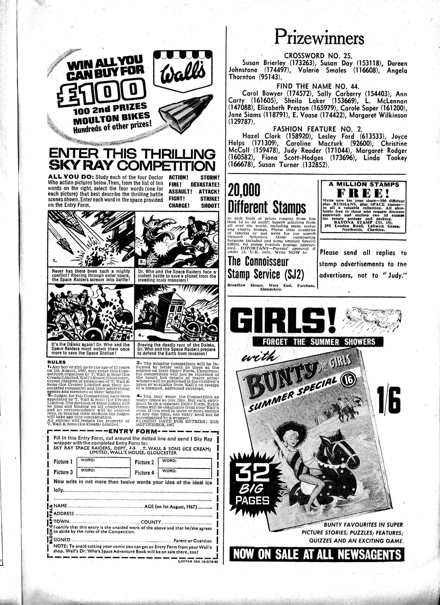 Read online Judy comic -  Issue #395 - 23