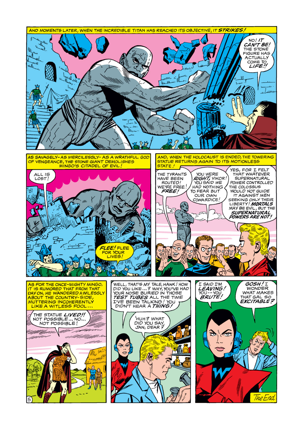 Tales to Astonish (1959) issue 53 - Page 26