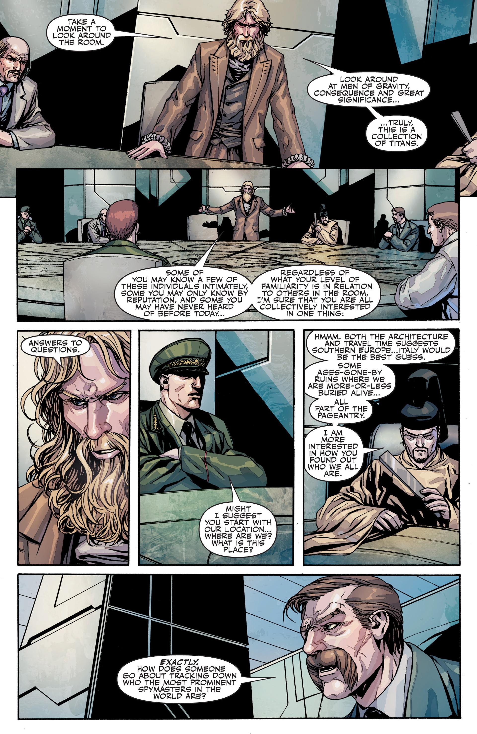 Read online Secret Warriors comic -  Issue #25 - 7