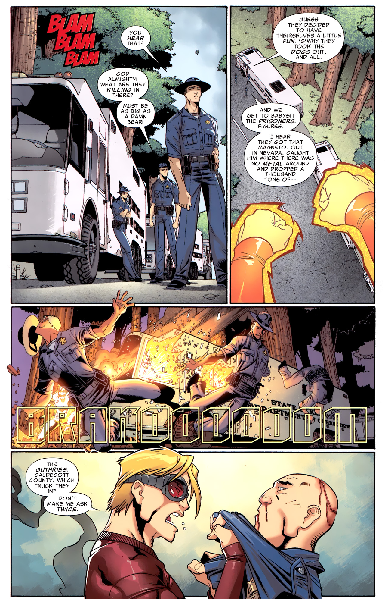 Read online Age of X: Alpha comic -  Issue #Age of X: Alpha Full - 19