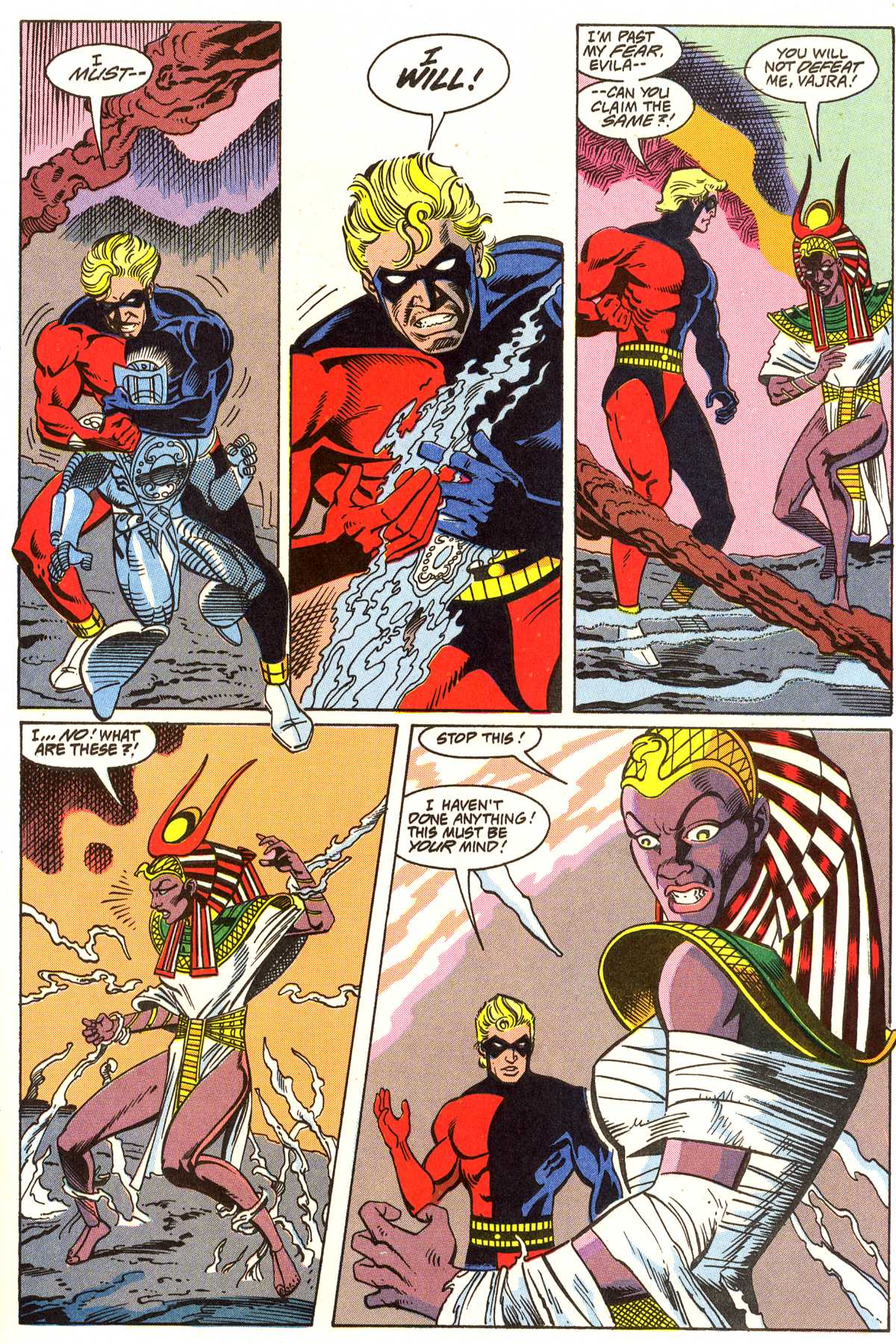 Read online Peter Cannon--Thunderbolt (1992) comic -  Issue #4 - 10