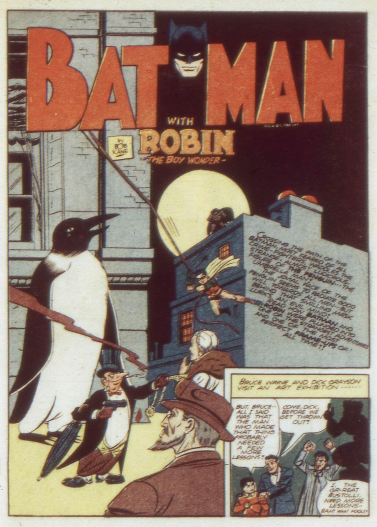 Read online Detective Comics (1937) comic -  Issue #58 - 3