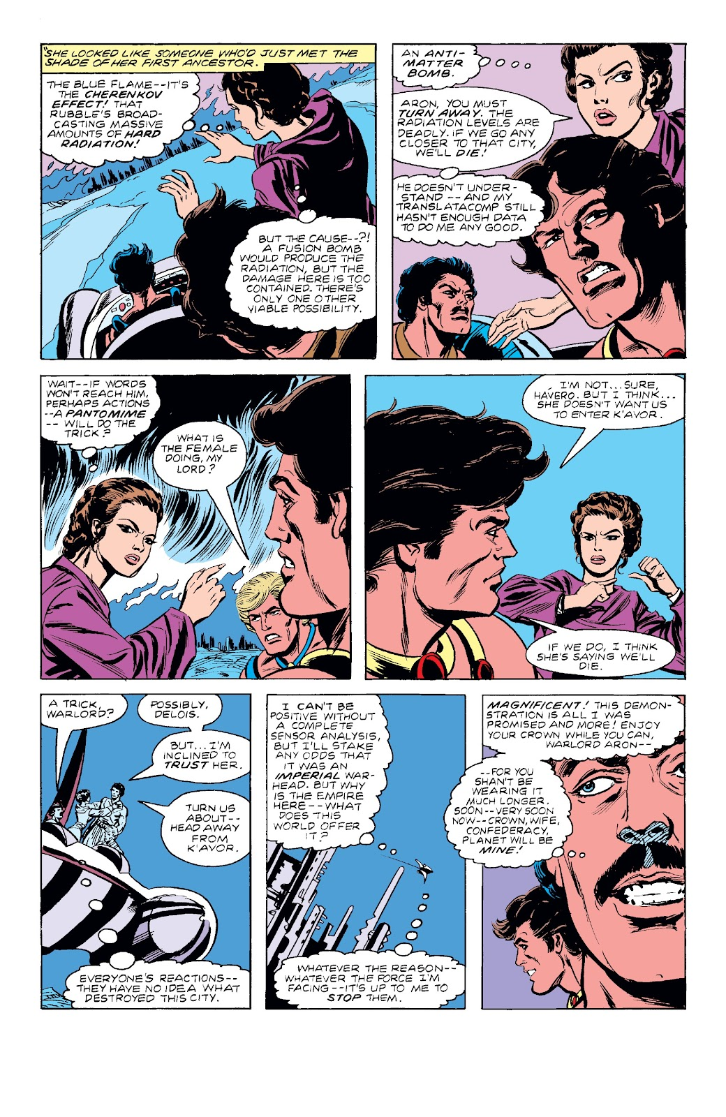 Read online Star Wars Legends: The Original Marvel Years - Epic Collection comic -  Issue # TPB 3 (Part 4) - 24