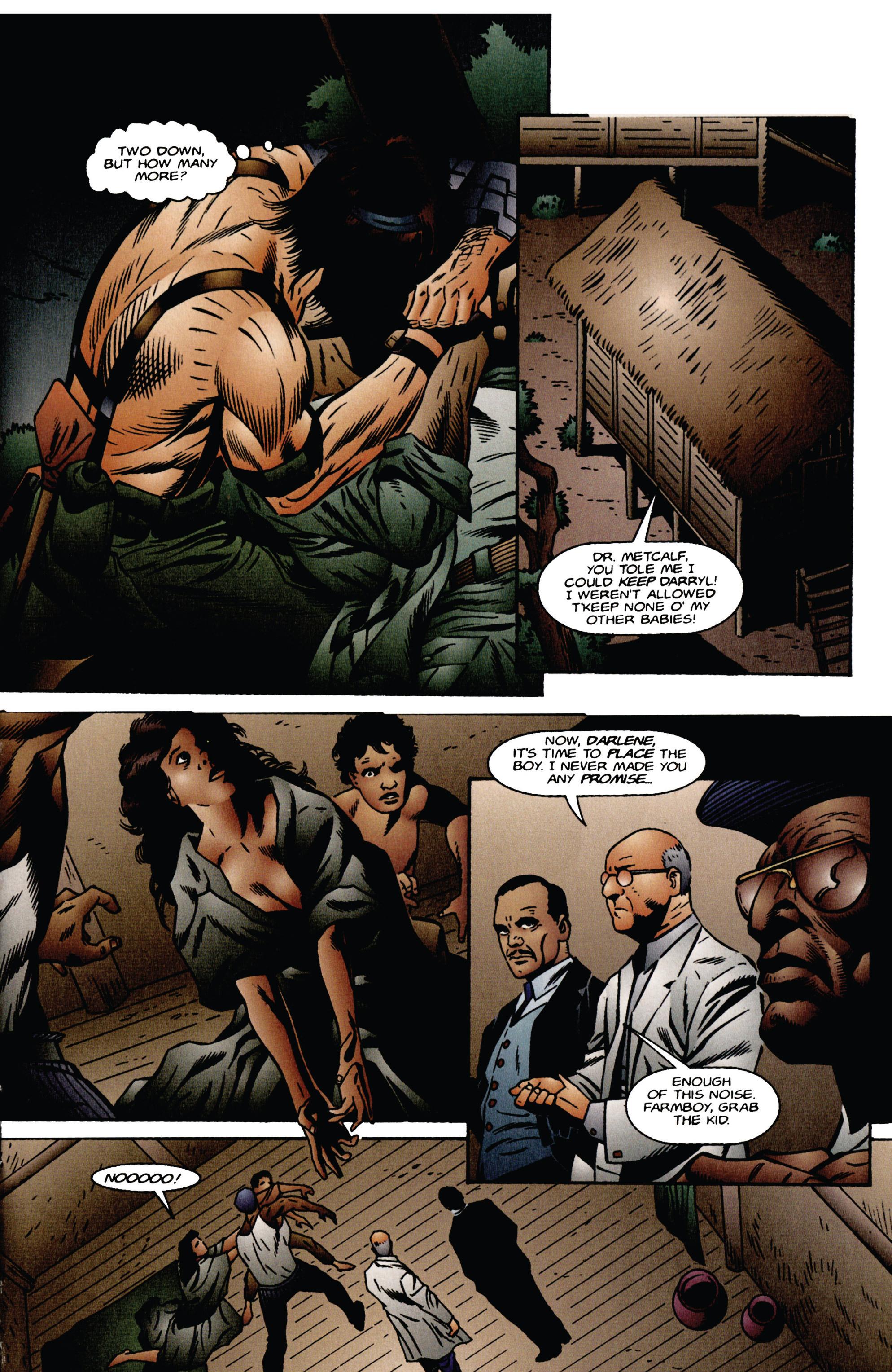 Read online Eternal Warrior (1992) comic -  Issue #40 - 13