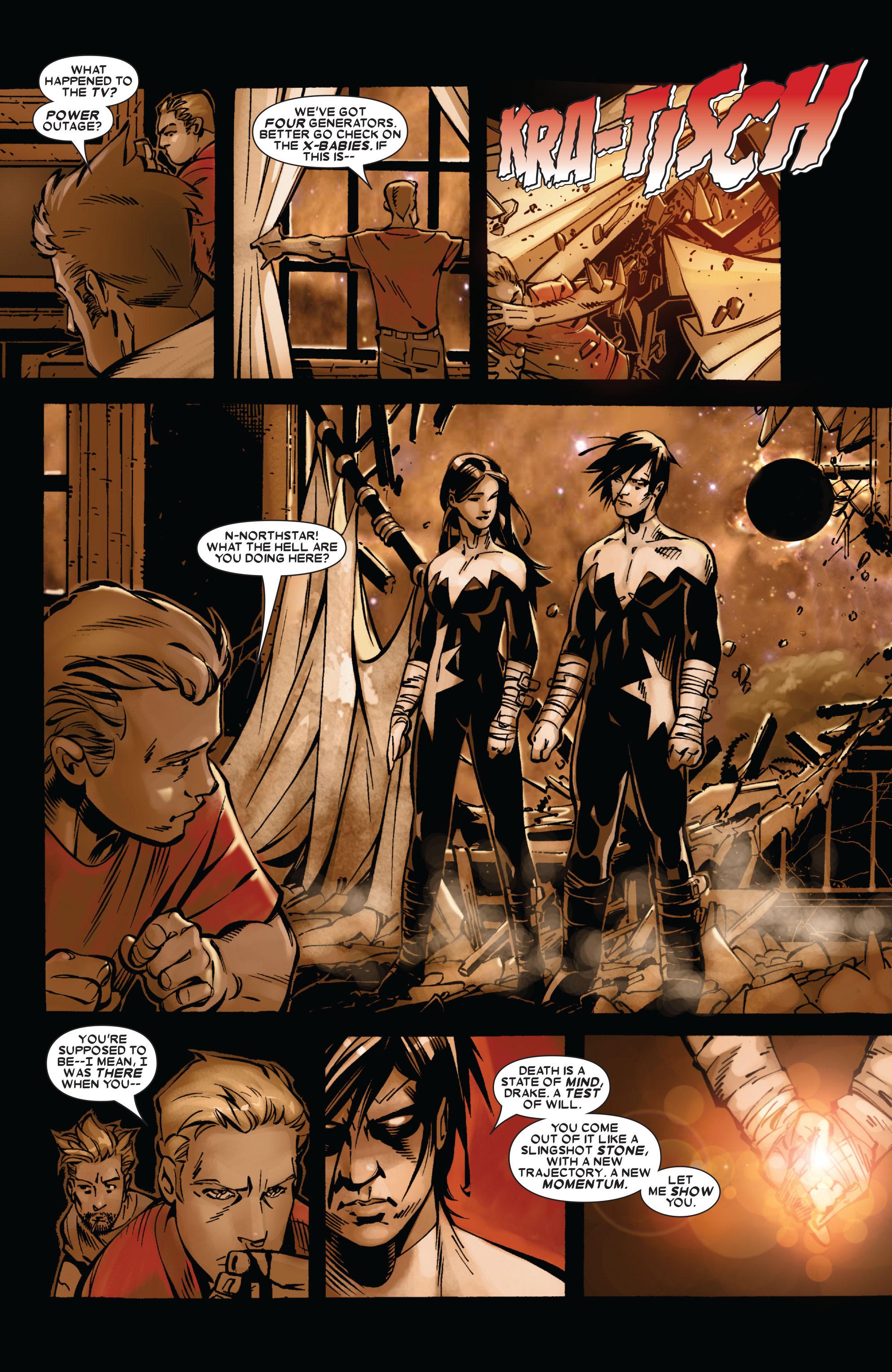 X-Men (1991) 189 Page 20