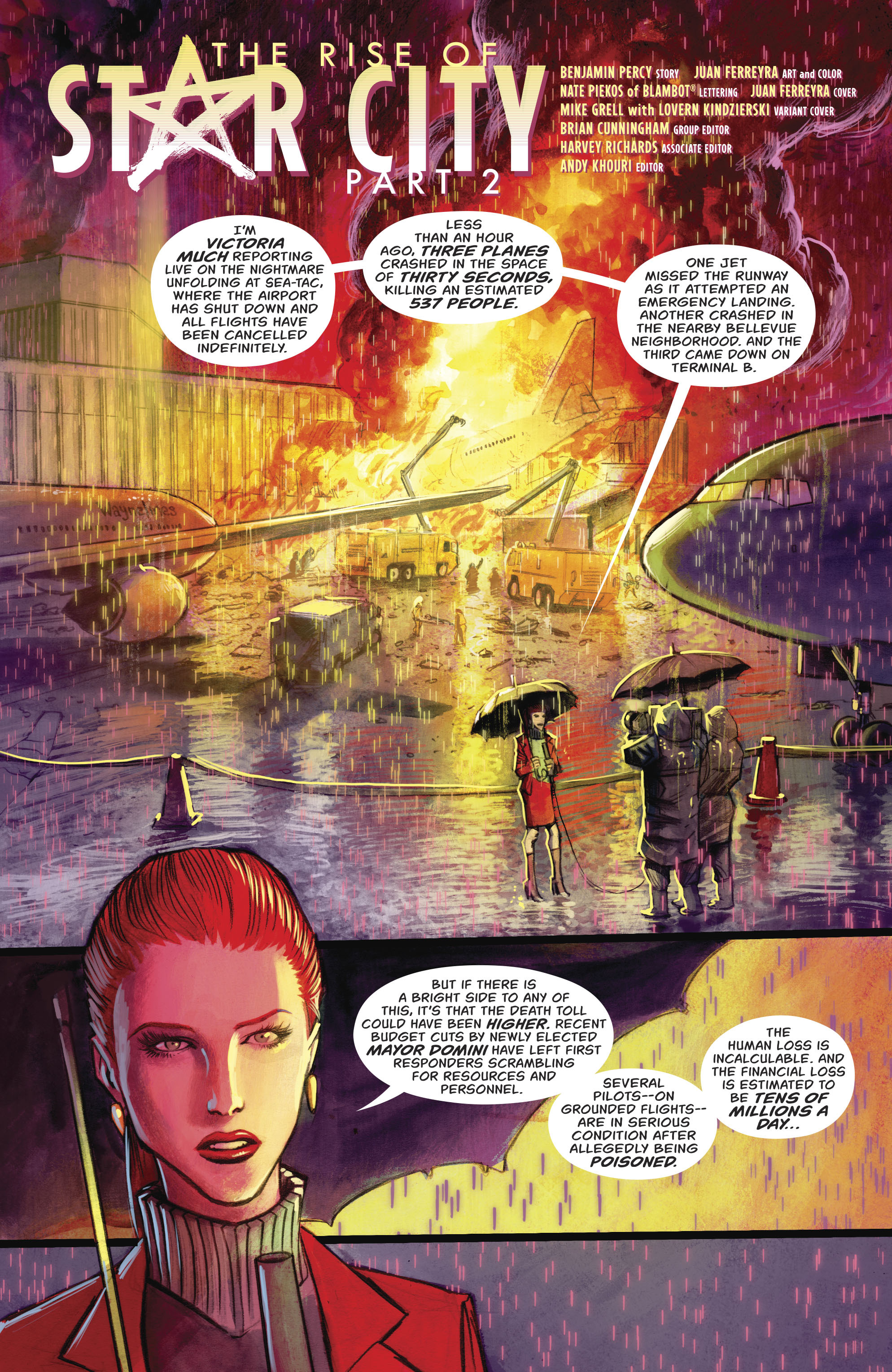 Read online Green Arrow (2016) comic -  Issue #22 - 4