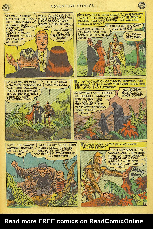 Read online Adventure Comics (1938) comic -  Issue #155 - 29