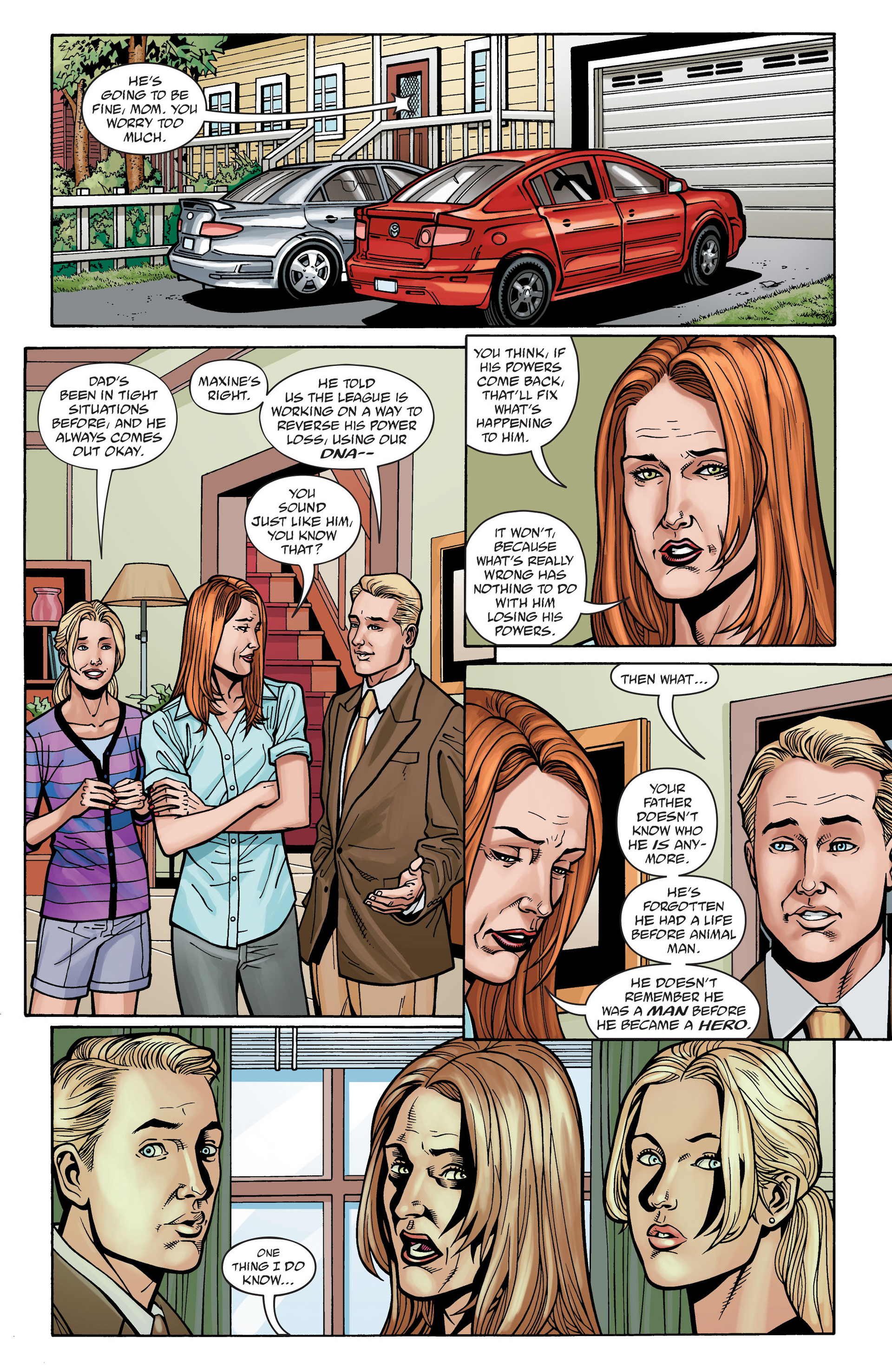 The Last Days of Animal Man 4 Page 21