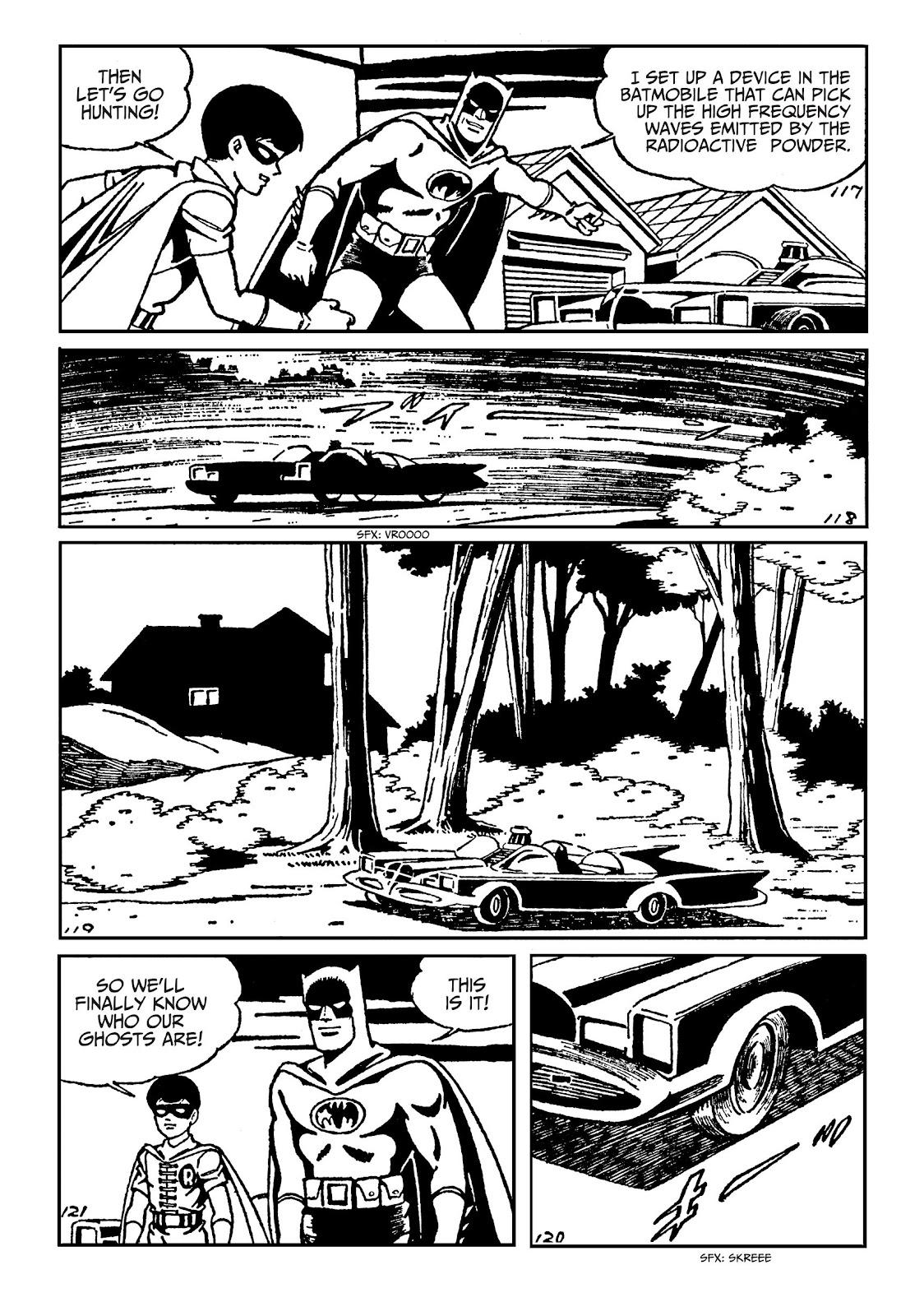 Read online Batman - The Jiro Kuwata Batmanga comic -  Issue #51 - 20